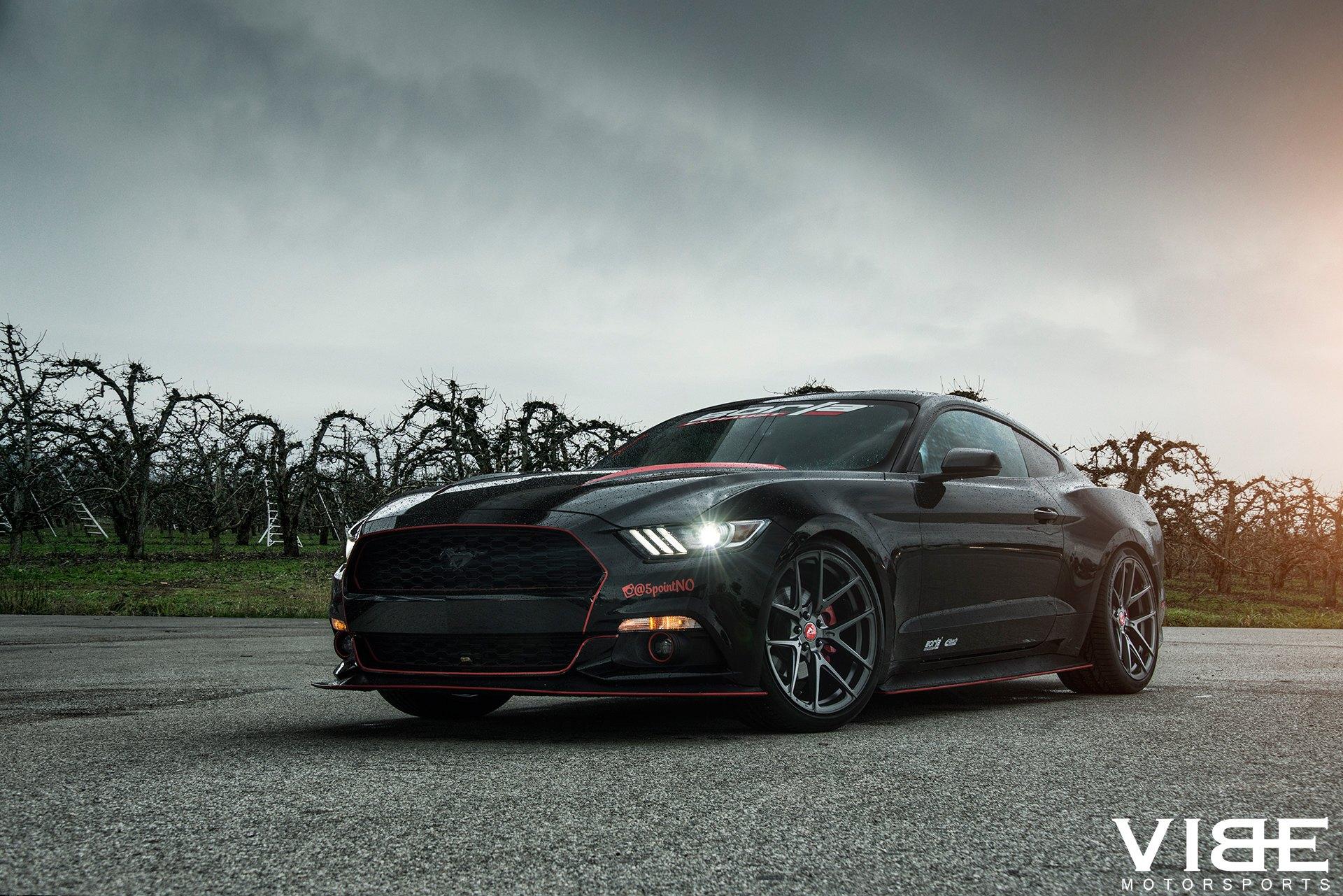 Menacing Ford Mustang GT S550 by Borla — CARiD com Gallery