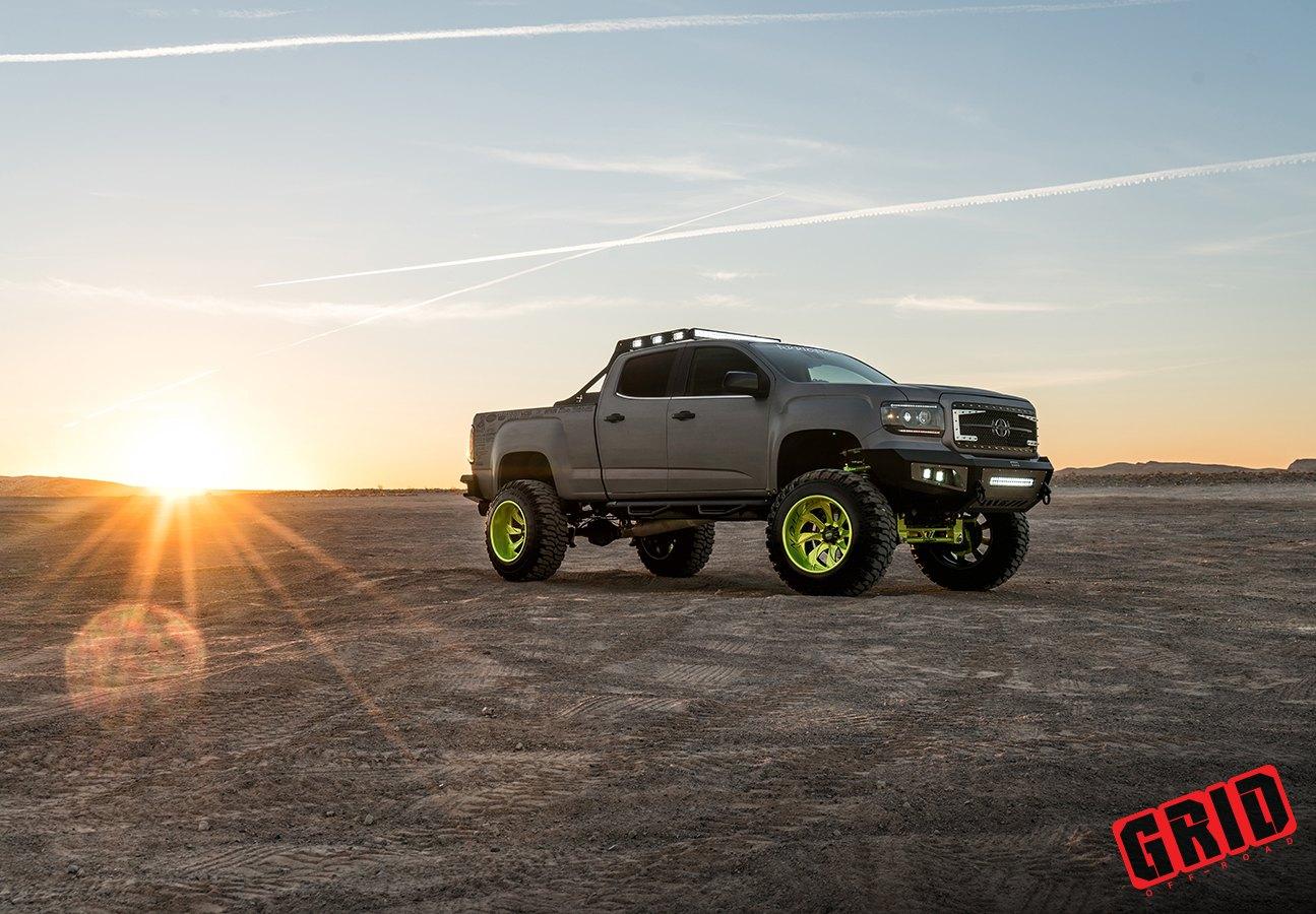 Volvo Semi Truck Parts >> Custom 2017 GMC Canyon | Images, Mods, Photos, Upgrades ...