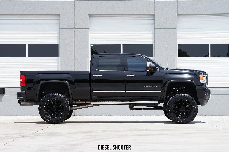 capable and luxurious gmc sierra heavy duty truck carid com gallery
