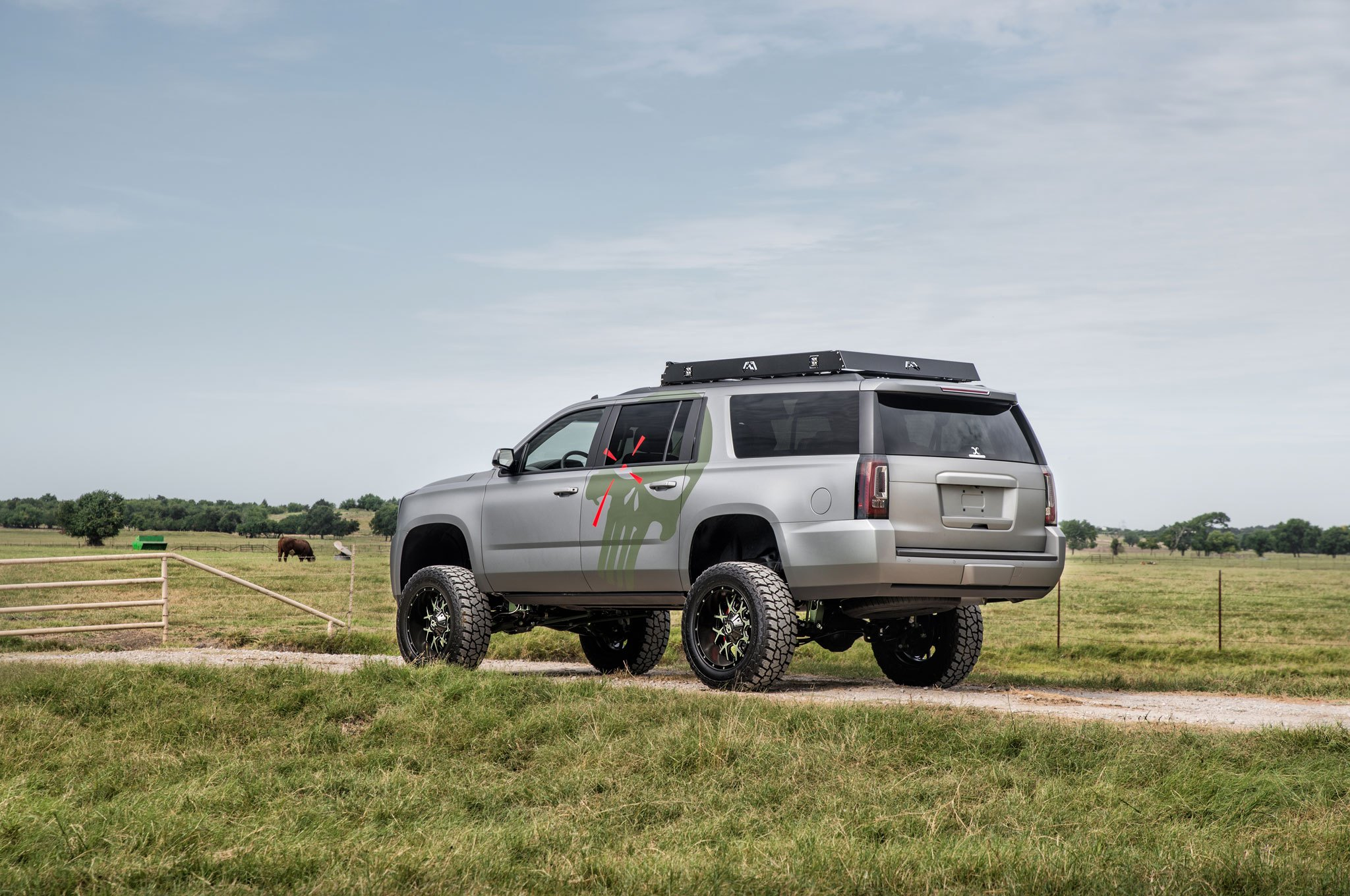 Exceptional Lifted Gmc Yukon On Off Road Wheels   Photo By Complete Customs