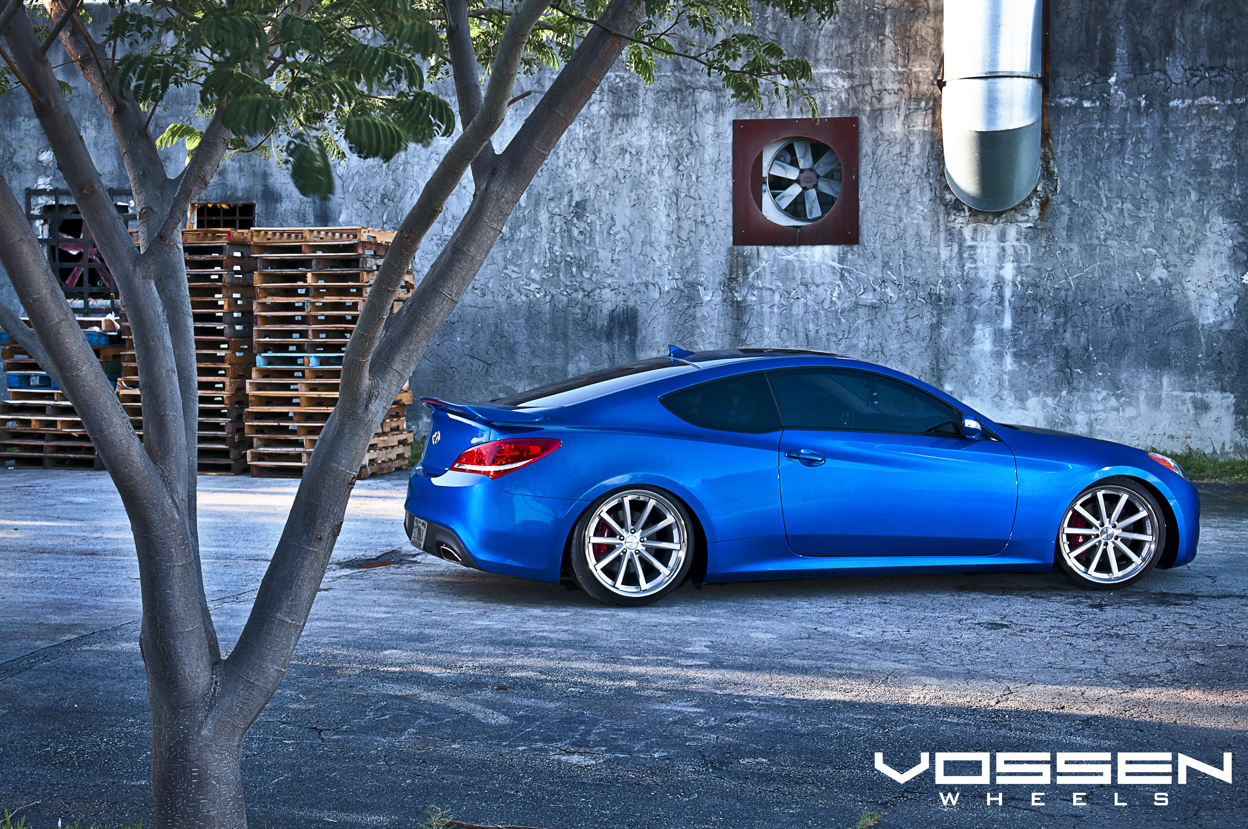 amazing tuning kit for blue hyundai genesis coupe carid. Black Bedroom Furniture Sets. Home Design Ideas