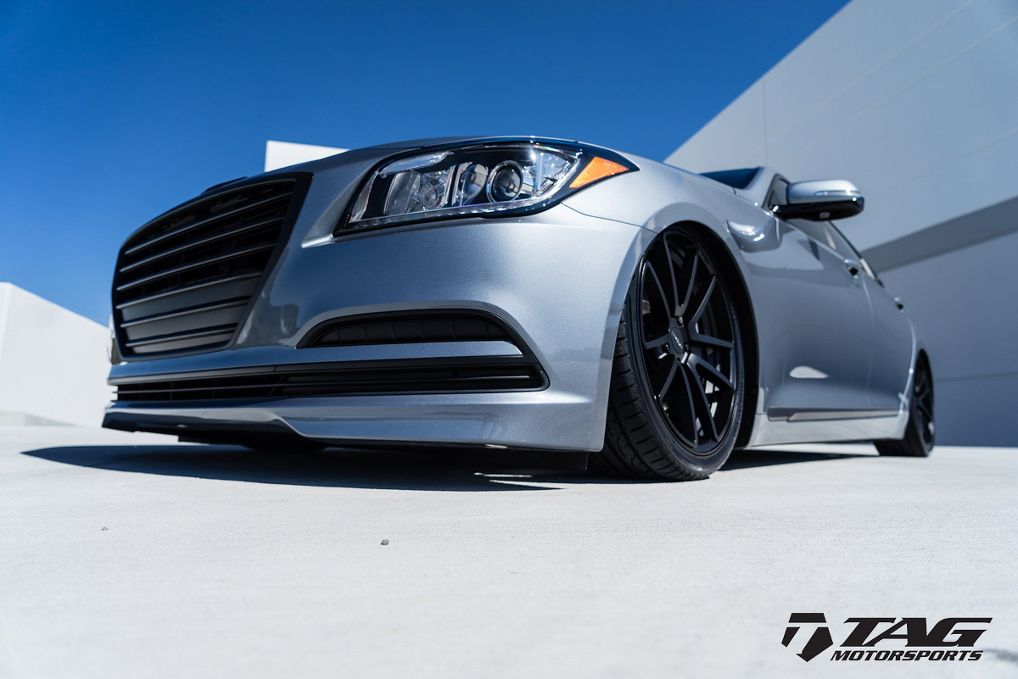 Custom 2015 Hyundai Genesis Images Mods Photos
