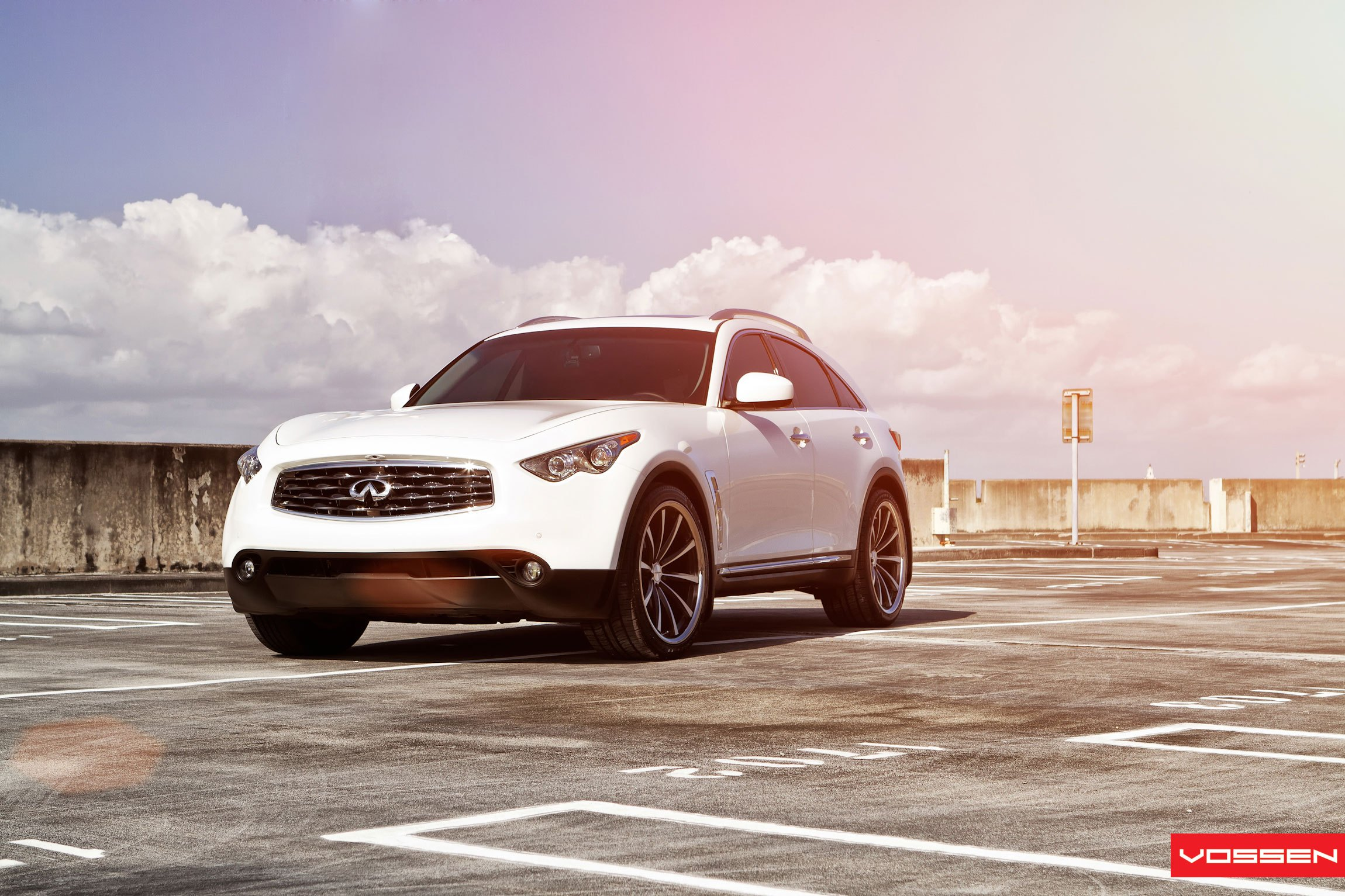 Custom 2011 Infiniti Fx35 Images Mods Photos Upgrades