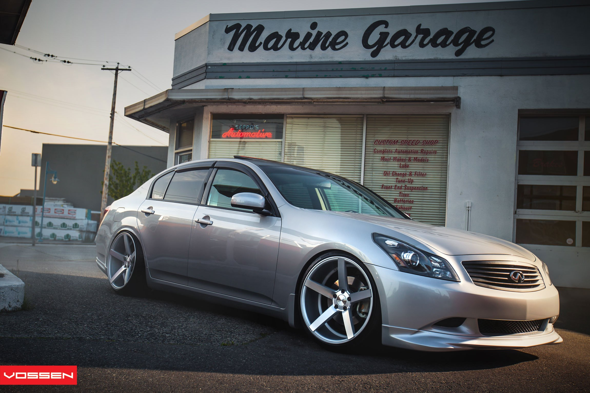 dea tires worldwide infiniti side alliance infinity driver distributing coupe
