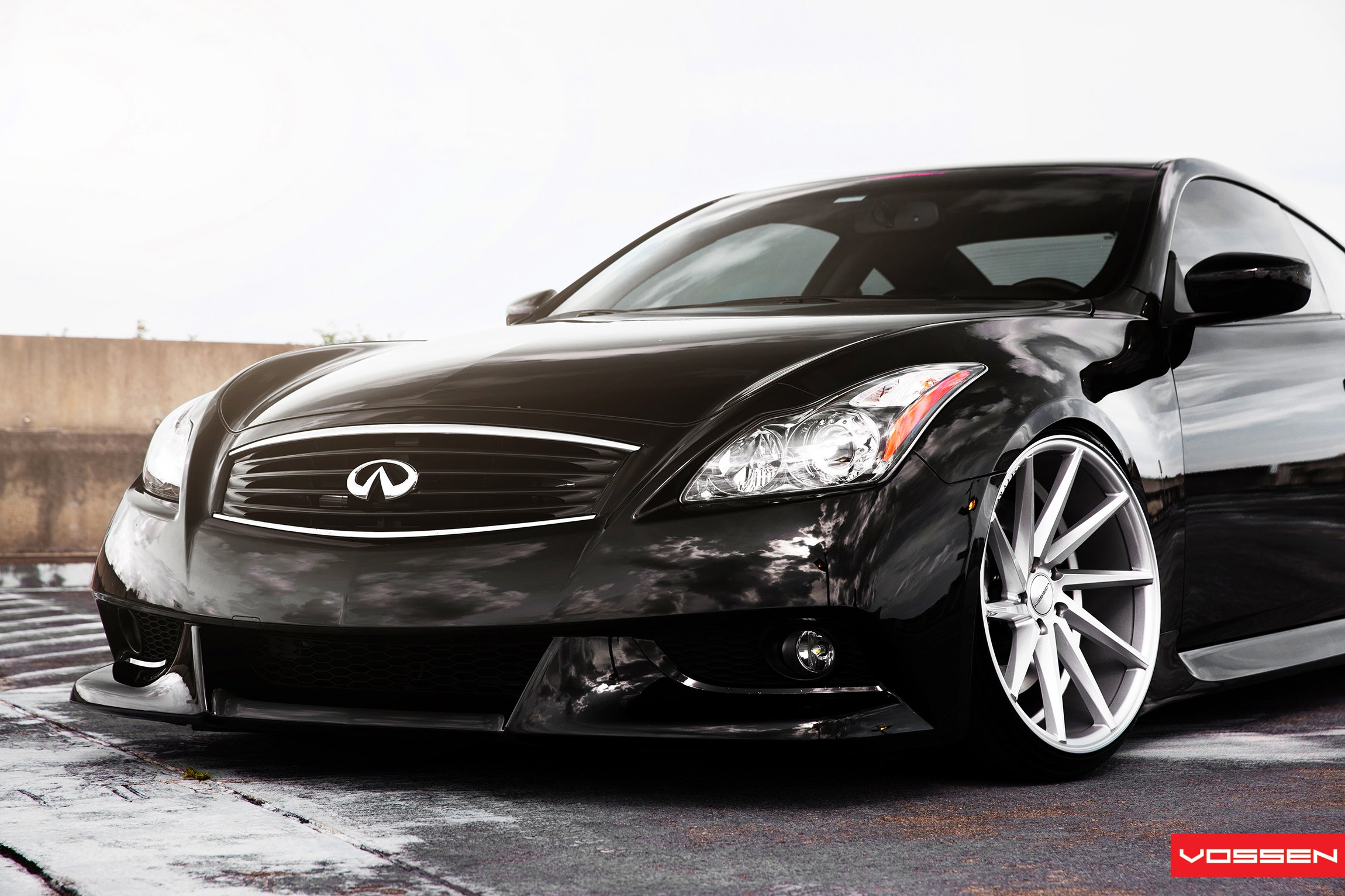 Stance Is Everything Infiniti G37 With Lowered