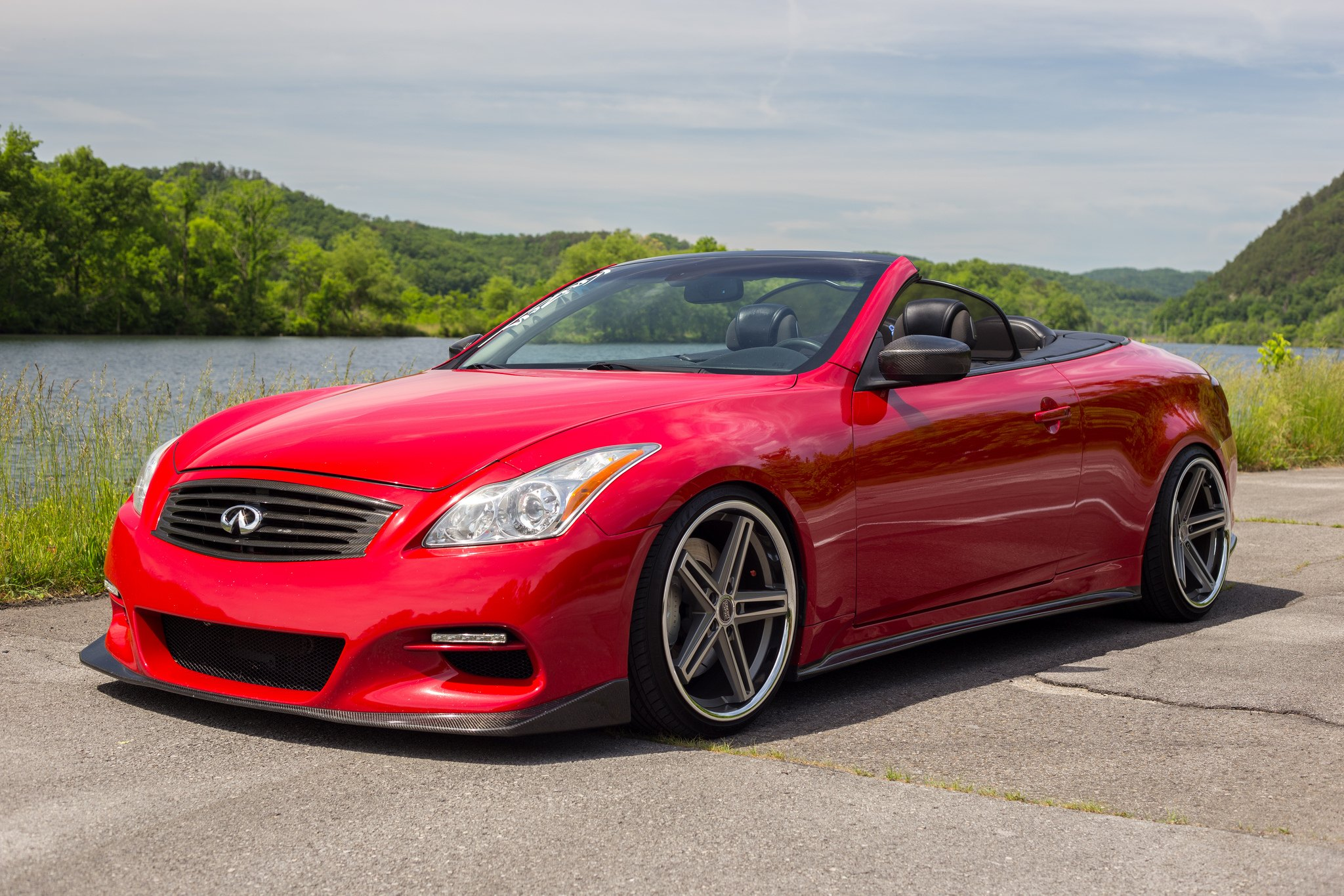 be convertible that built this infinity news t infiniti the is won concept