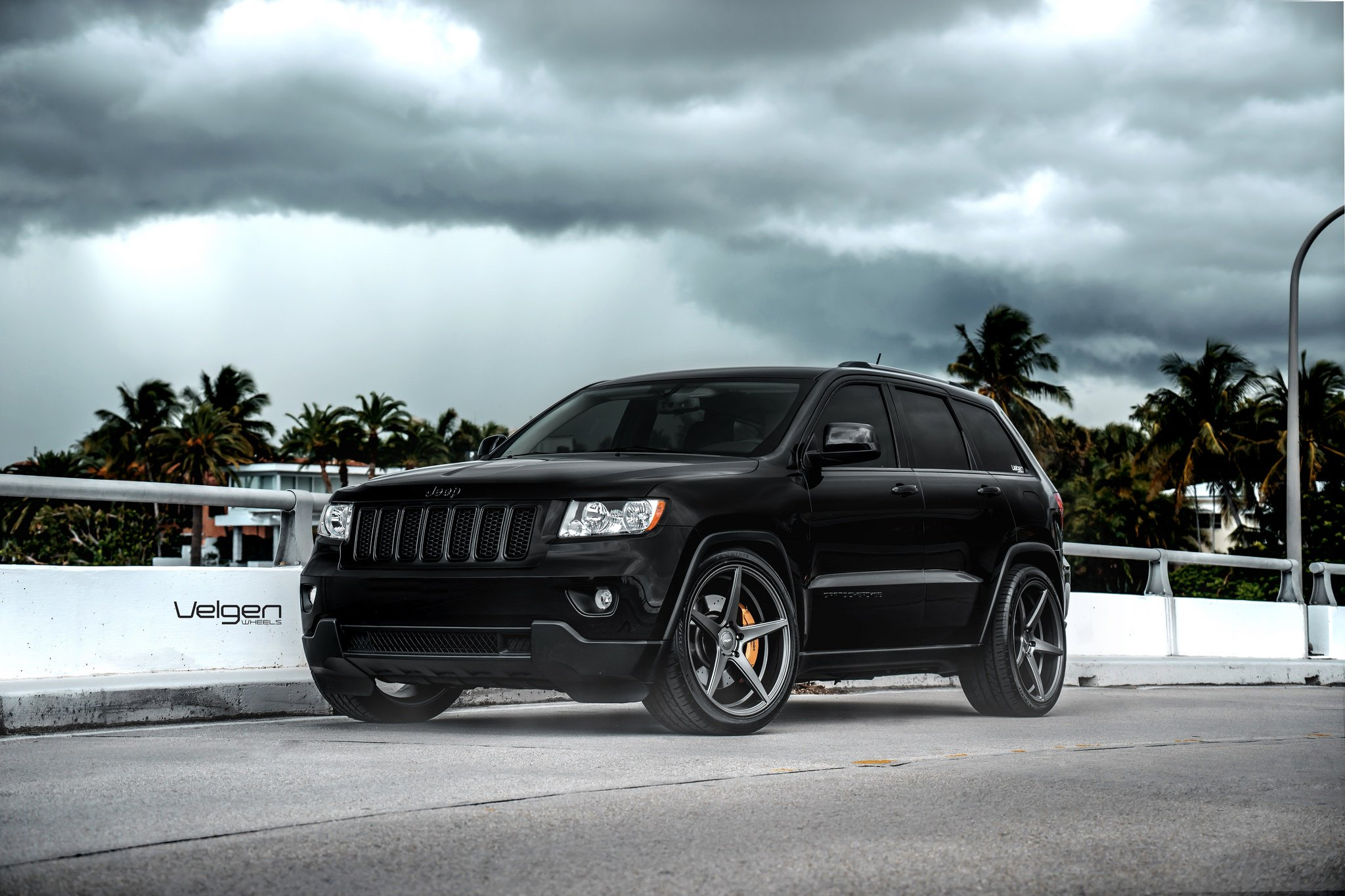 Subtle Black Accents and Custom Wheels on a Mighty Jeep ...
