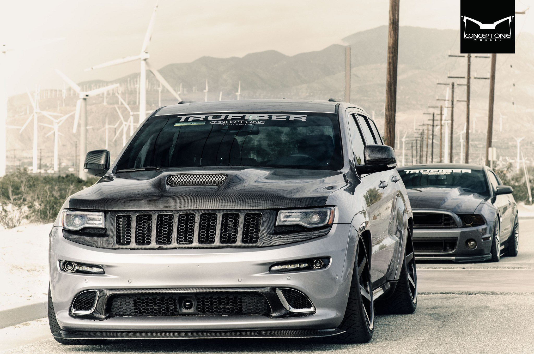 air lifted street weapon grand cherokee srt by concept one gallery. Black Bedroom Furniture Sets. Home Design Ideas