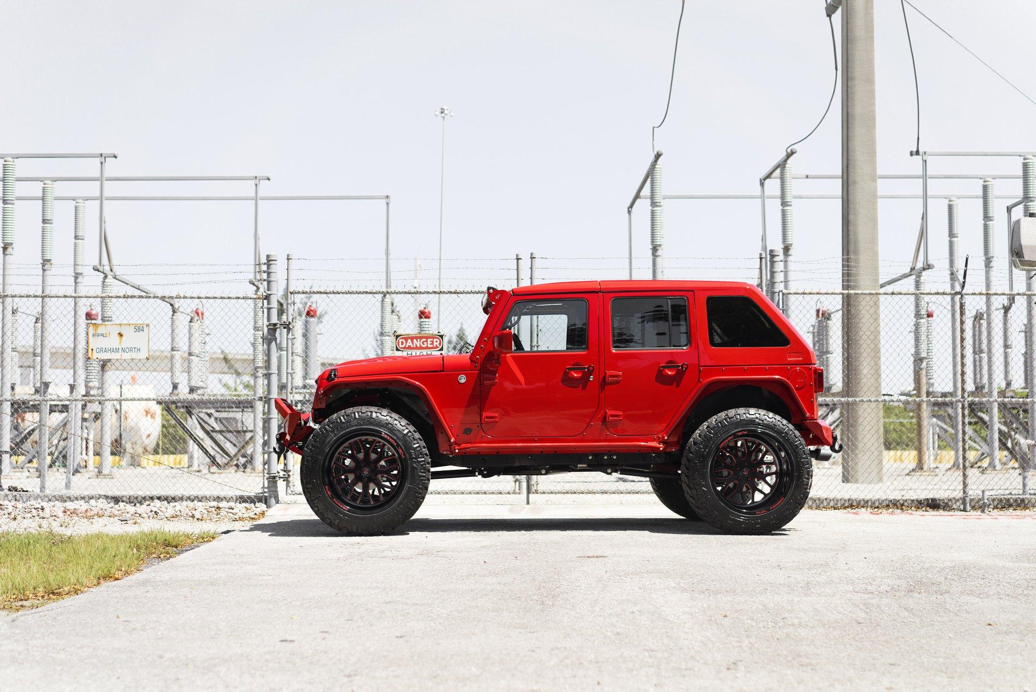Jeep Wrangler Fastback Top