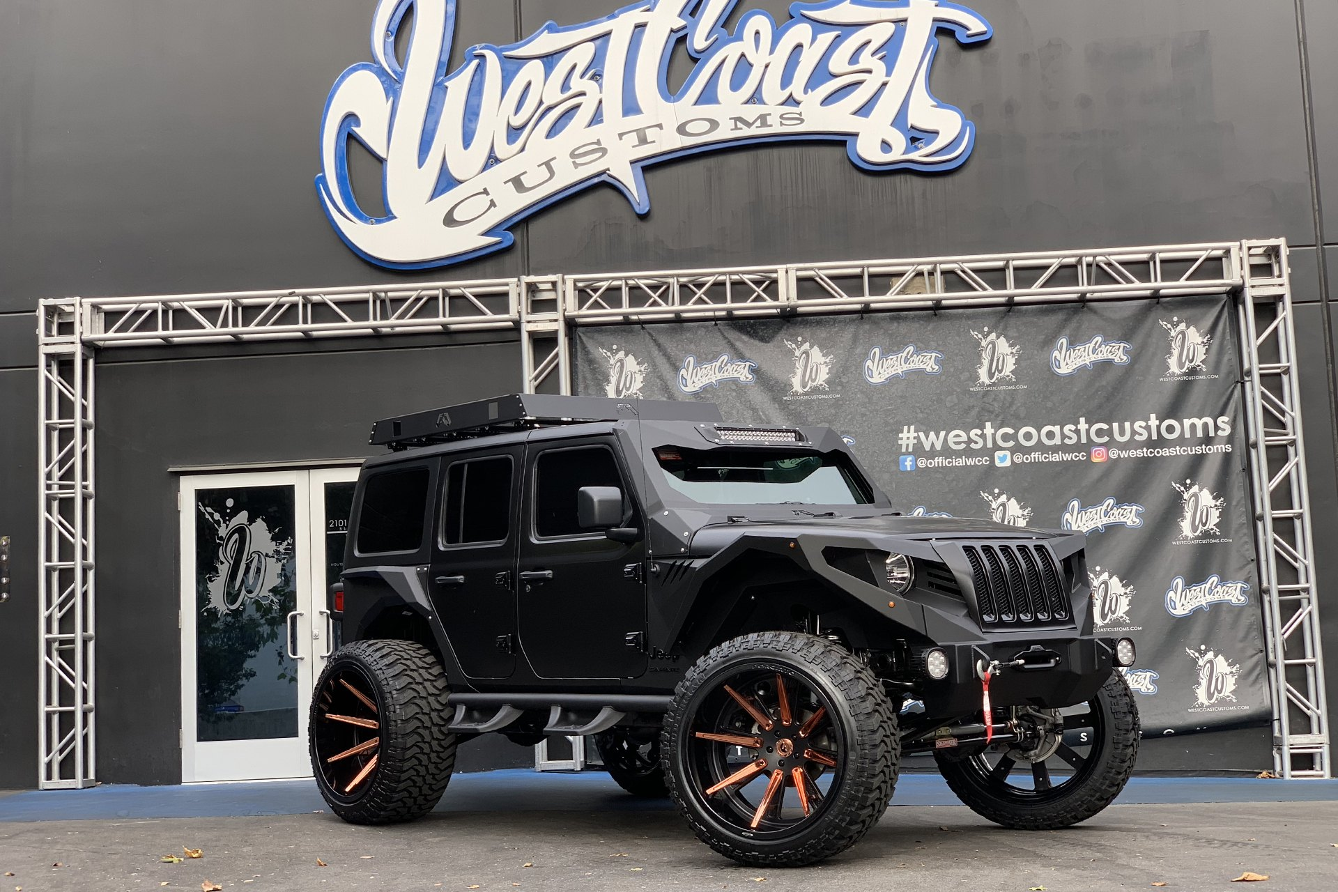 2008 Jeep Wrangler Unlimited Custom