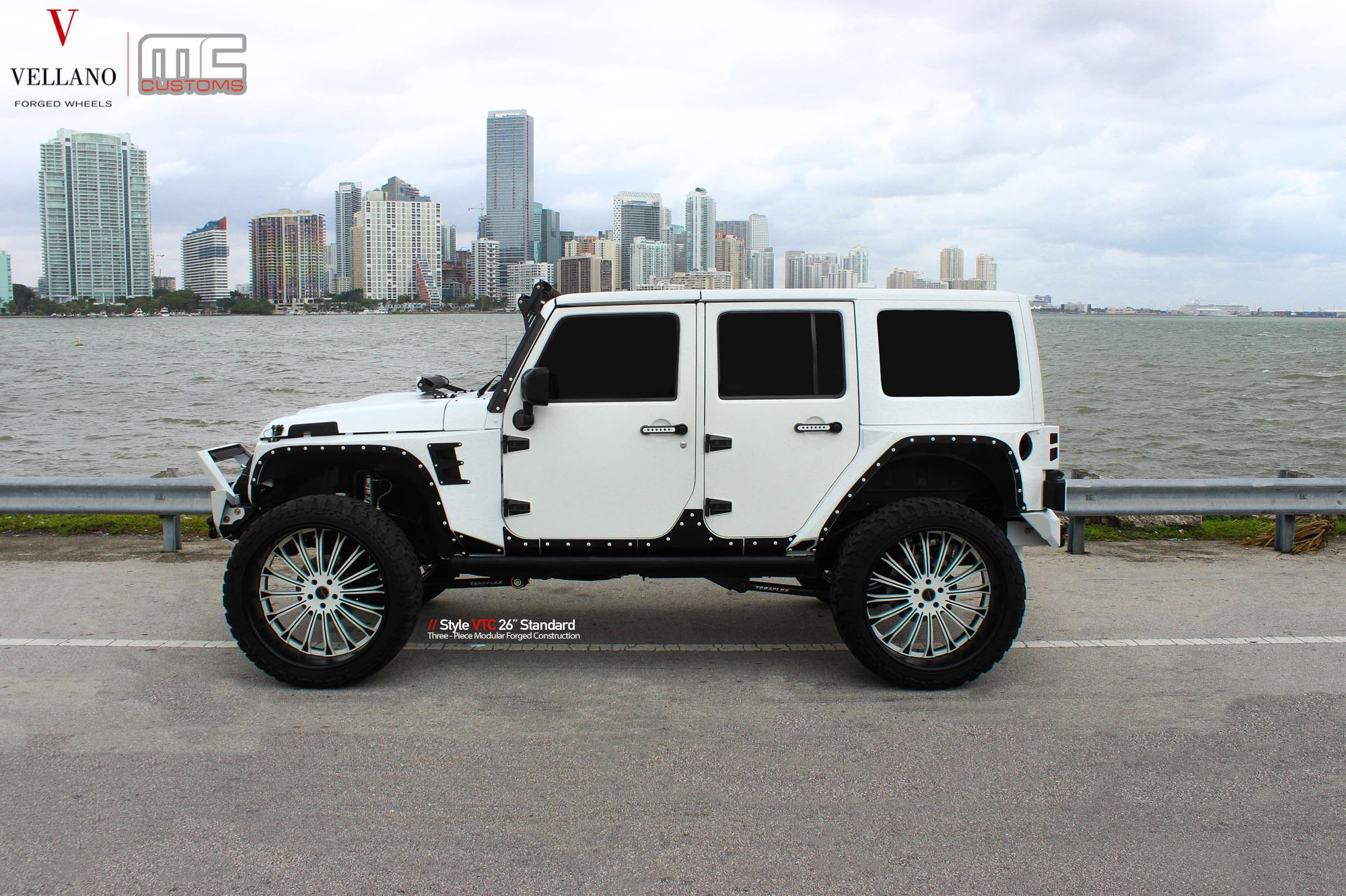 jeep stormtrooper wrangler customized by mc customs gallery. Black Bedroom Furniture Sets. Home Design Ideas