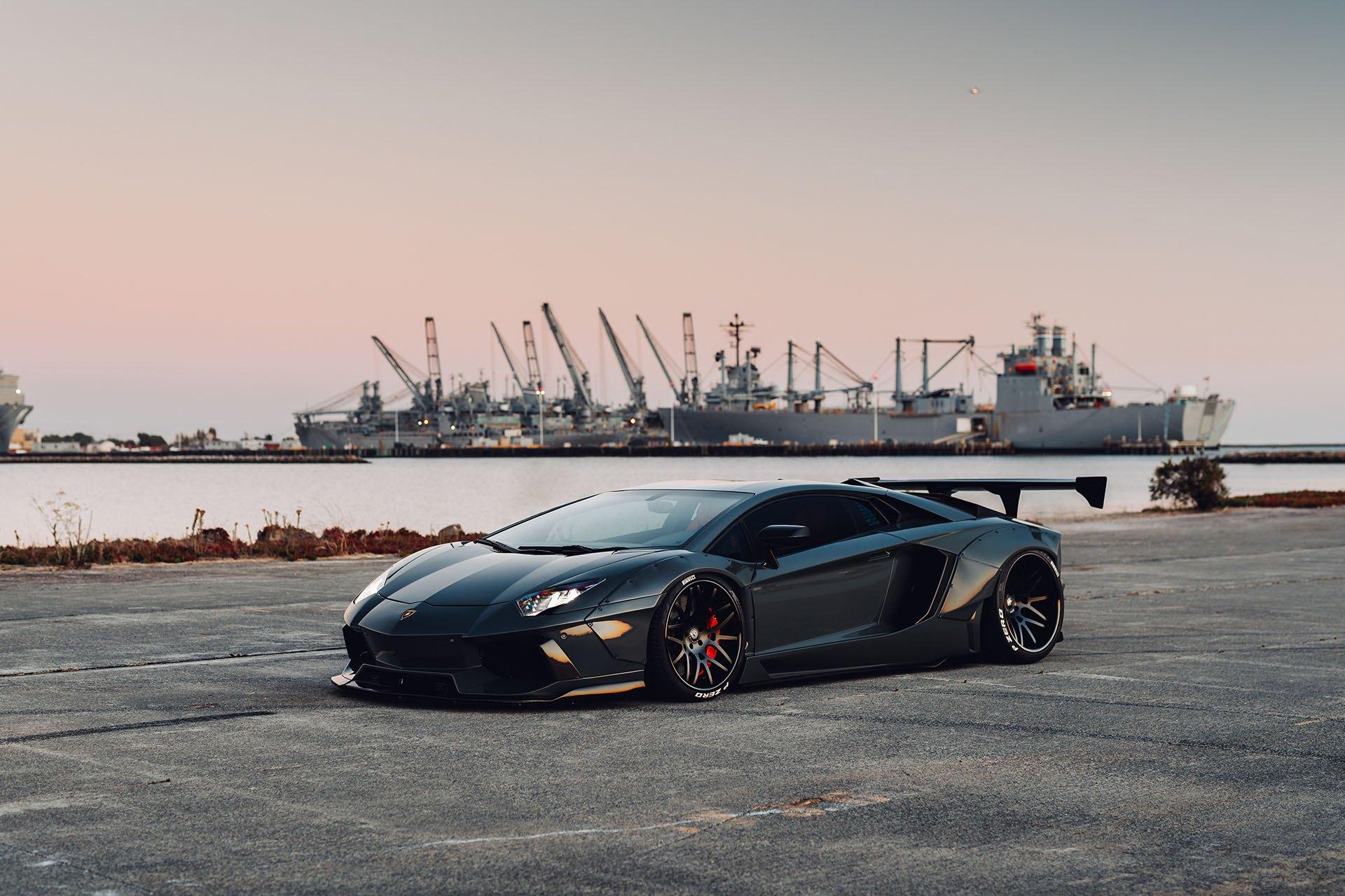 Custom 2019 Lamborghini Aventador Images Mods Photos Upgrades