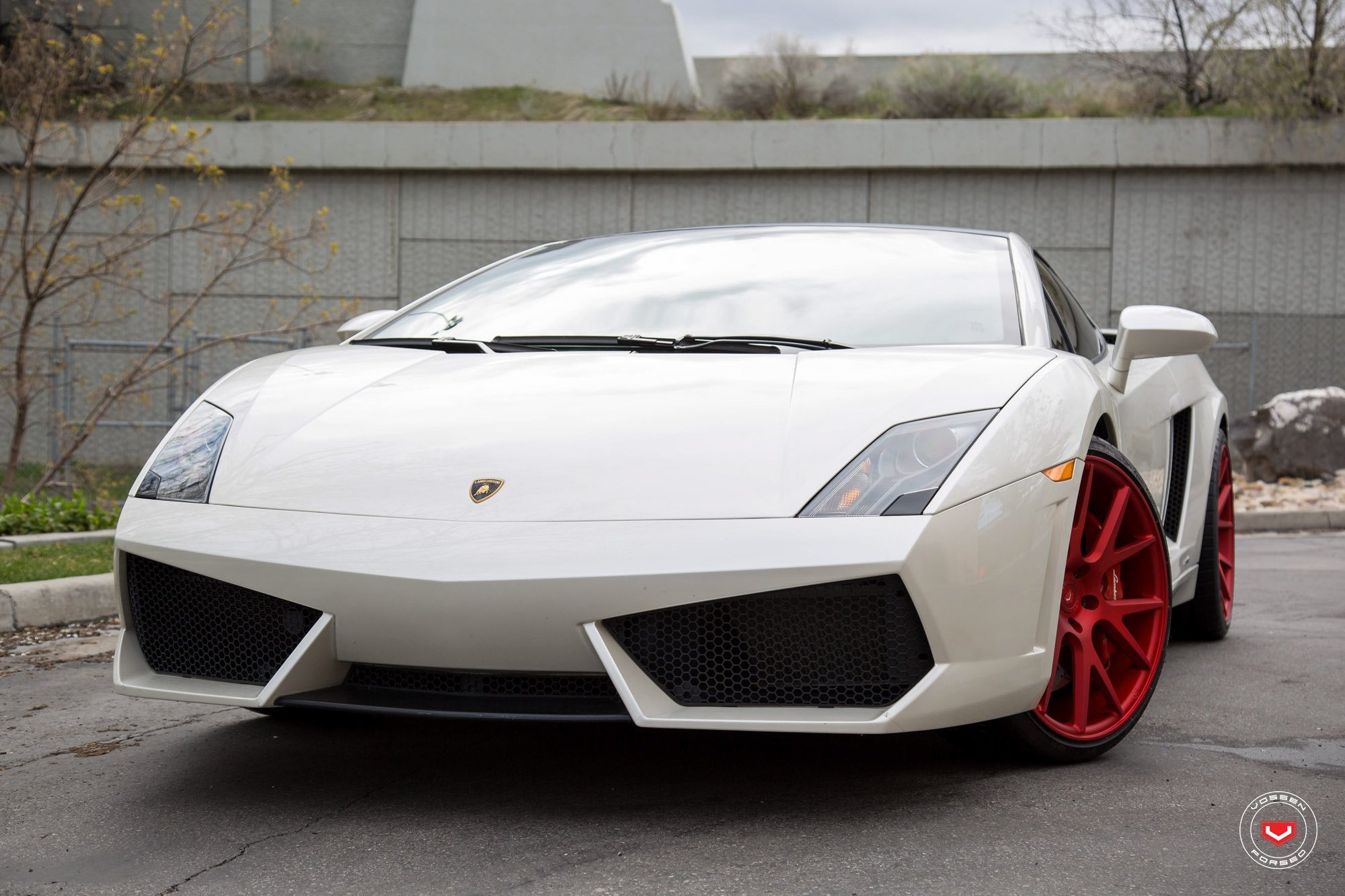 Flair Detected On Tuned White Lamborghini Gallardo Carid Com Gallery
