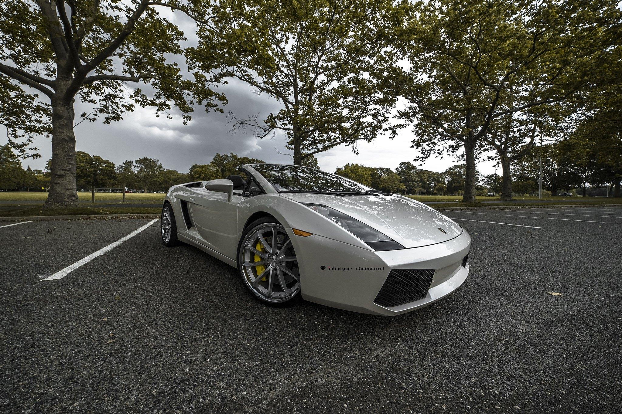 Boogie Facelifted Gray Lamborghini Gallardo Carid Com Gallery