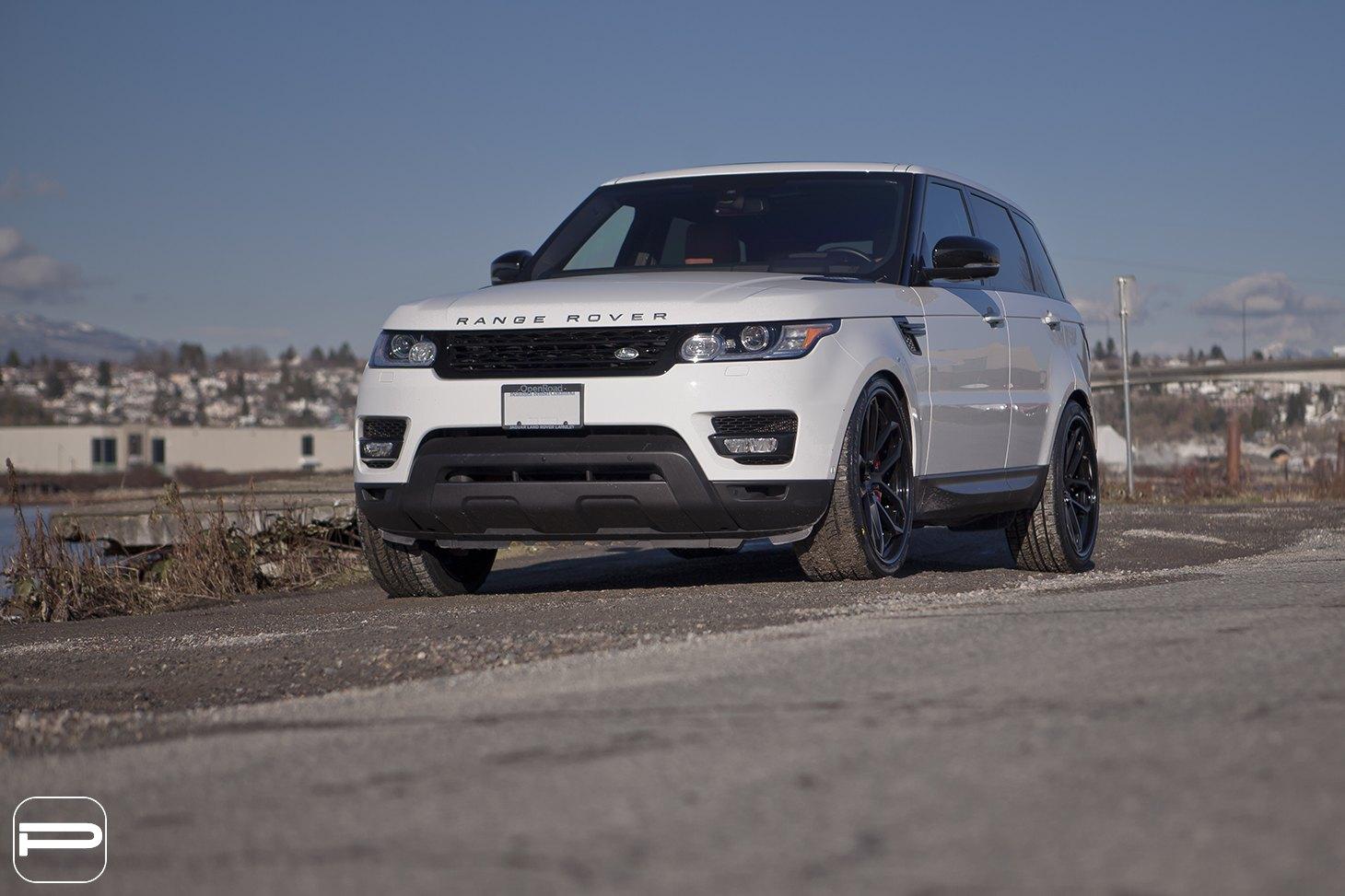2018 Discovery Sport Interior >> Custom 2018 Land Rover Range Rover Sport   Images, Mods, Photos, Upgrades — CARiD.com Gallery
