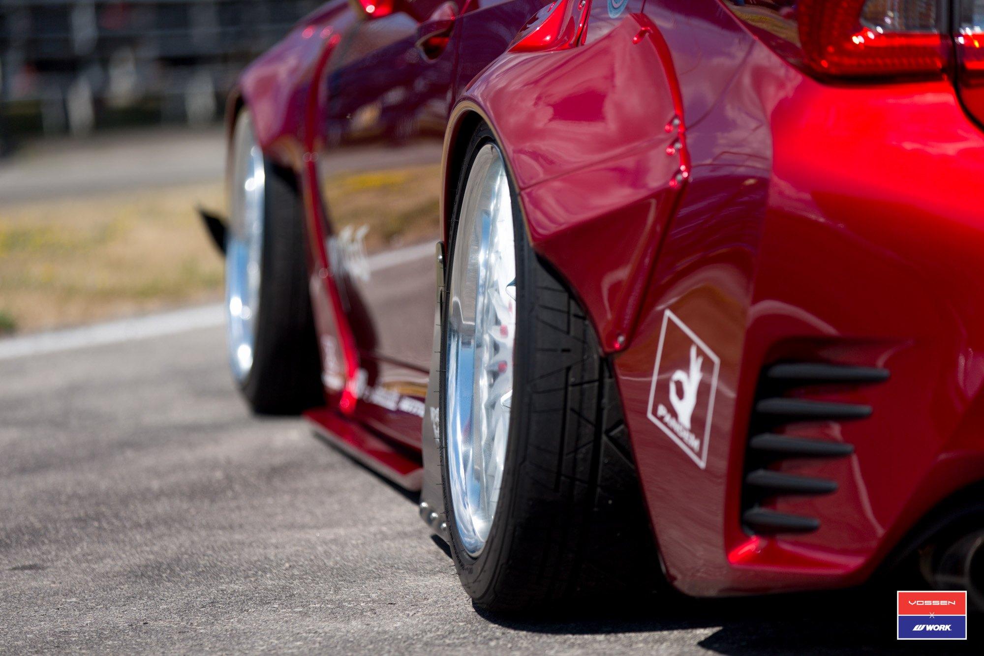 Lexus Rcf Widebody Kit