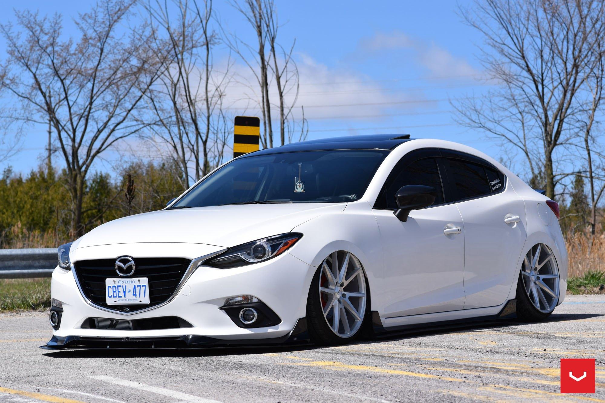 Mazda 3 Mods >> Custom Mazda 3 Images Mods Photos Upgrades Carid Com