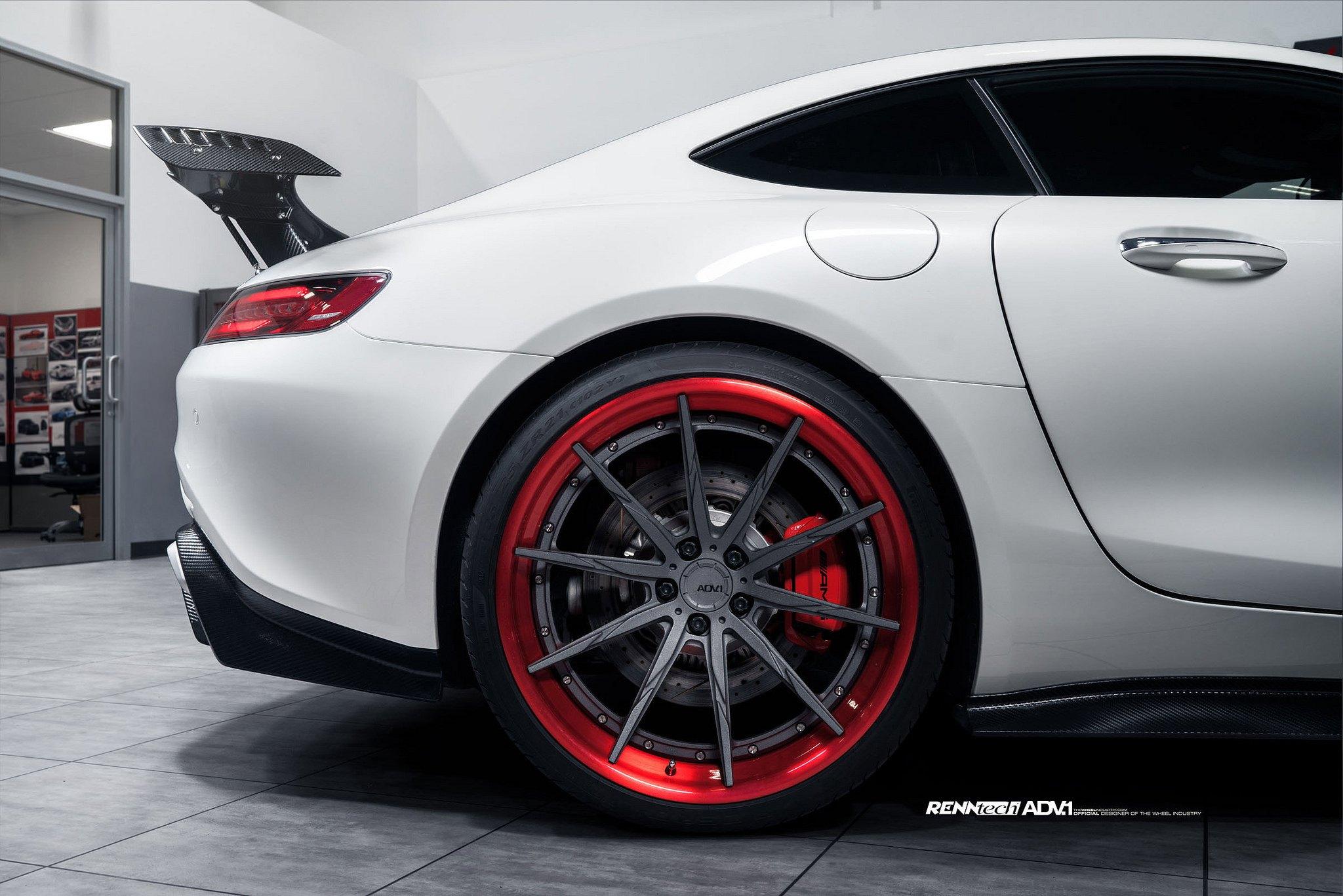 Track Spec Mercedes AMG GT by RennTech — CARiD com Gallery