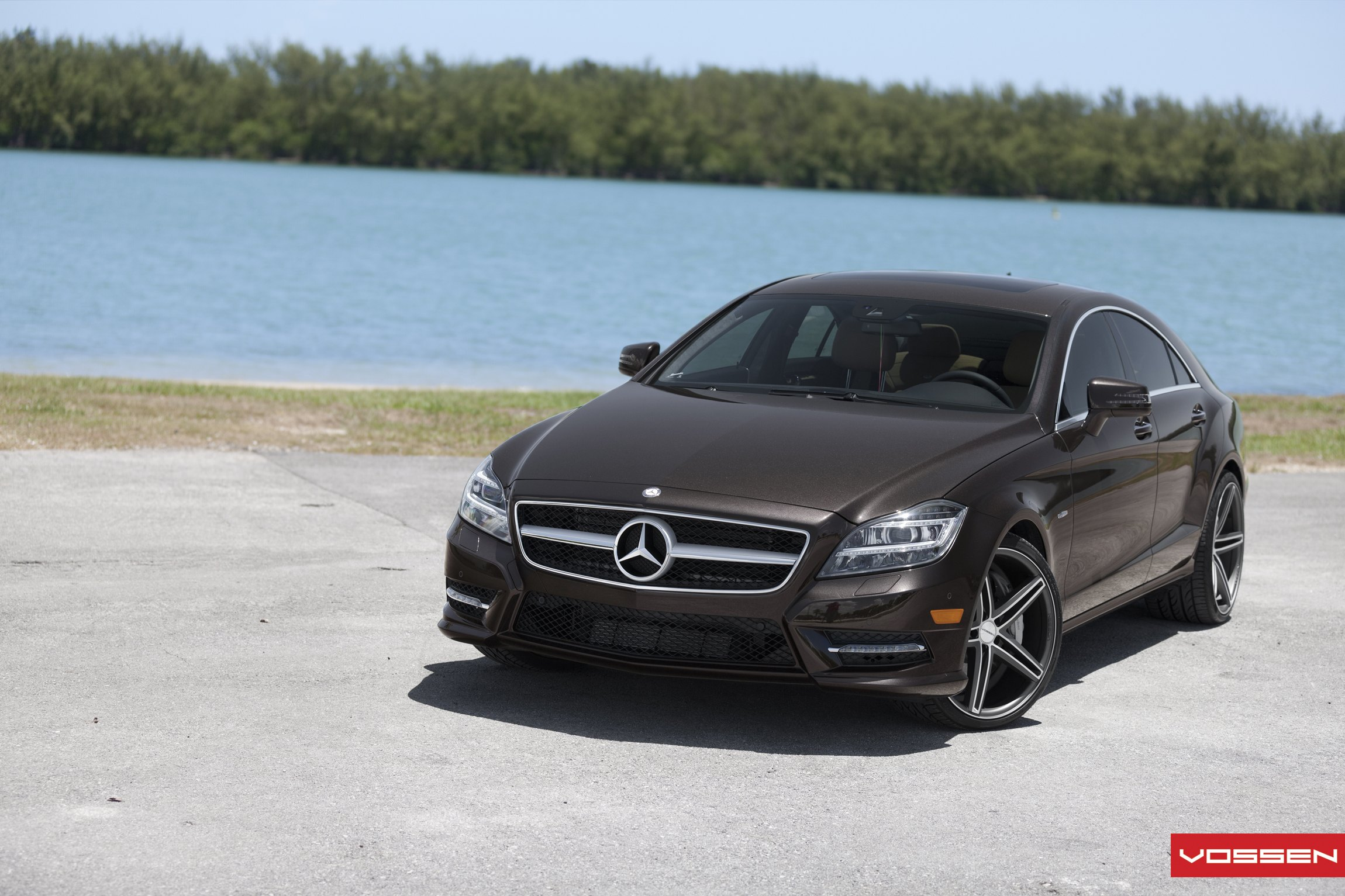 Custom Mercedes Images Mods Photos Upgrades Gallery 2008 Benz Cls 550 Wide Kit