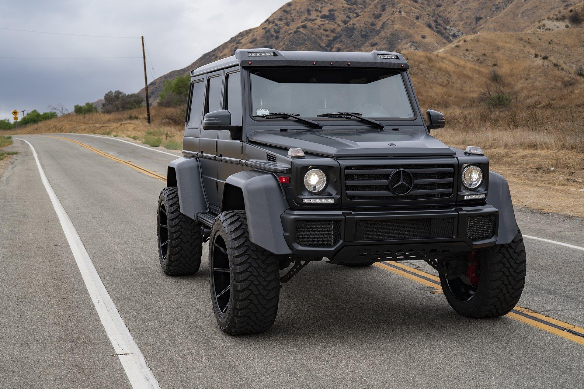 Custom G Wagon >> Custom Mercedes G Class Images Mods Photos Upgrades Carid Com