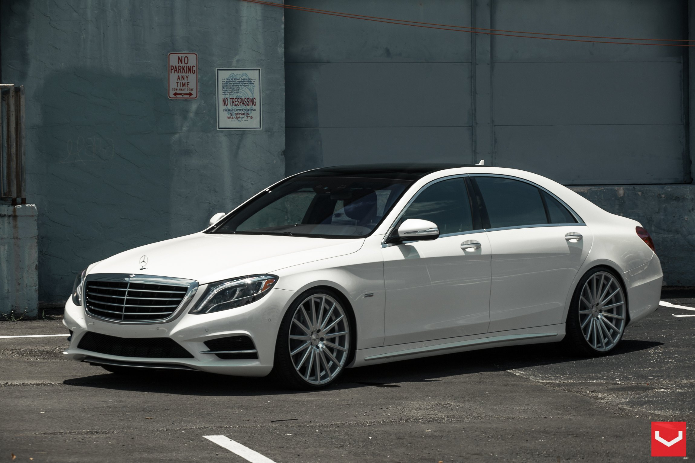 Mercedes S Class Vossen CVT Customer Submissions t
