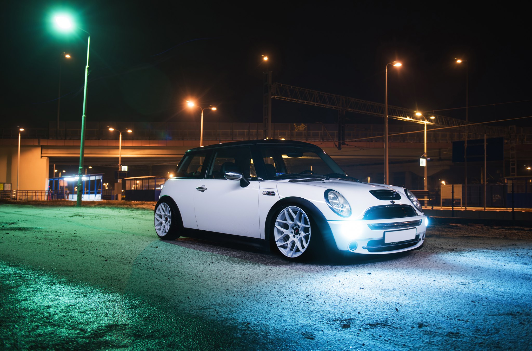 Custom 2007 Mini Cooper Photos