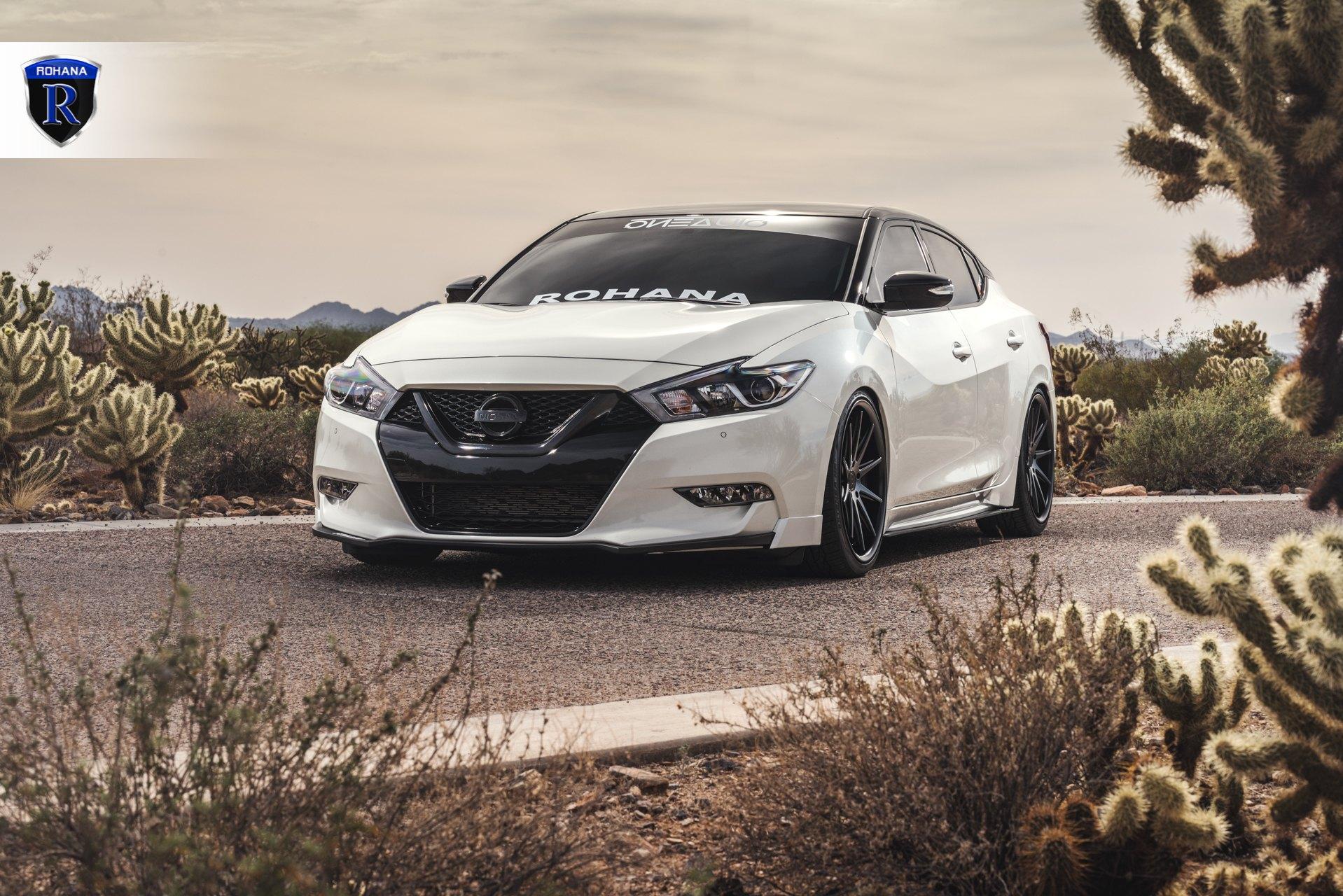 Custom 2016 Nissan Maxima Images Mods Photos Upgrades