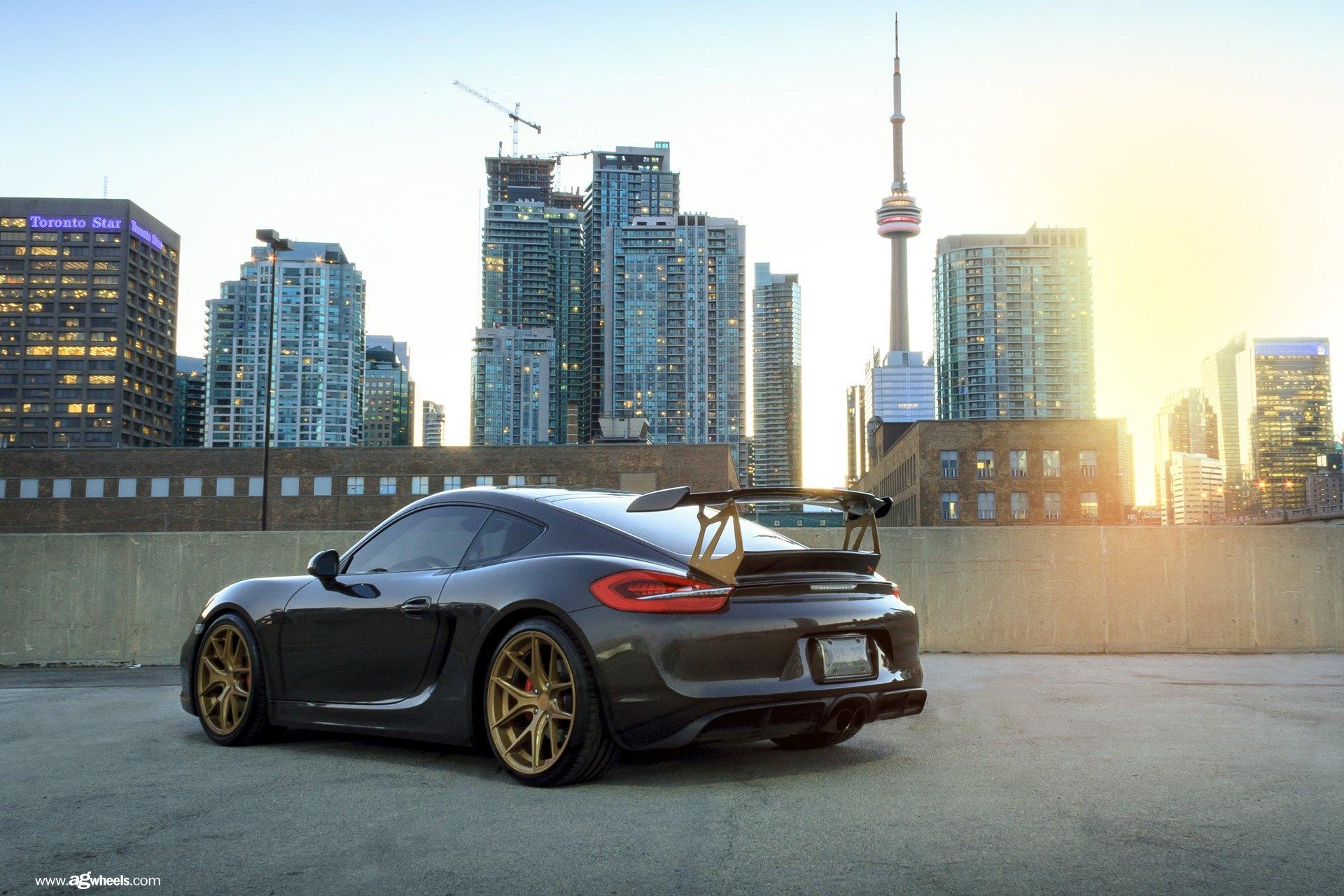 Track Day Warrior Porsche Cayman In Toronto Carid Com