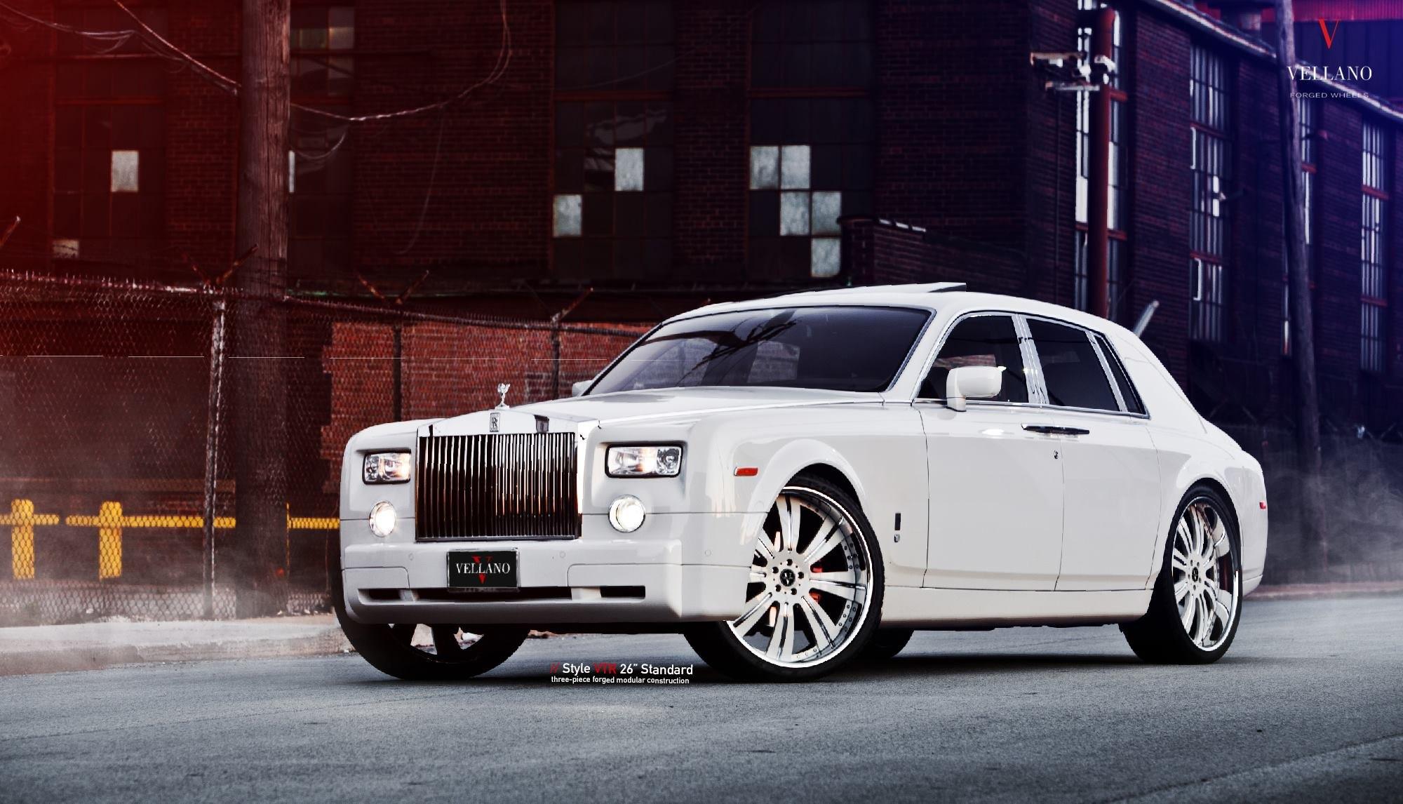 Custom Rolls Royce Phantom Images Mods Photos Upgrades Carid Com Gallery