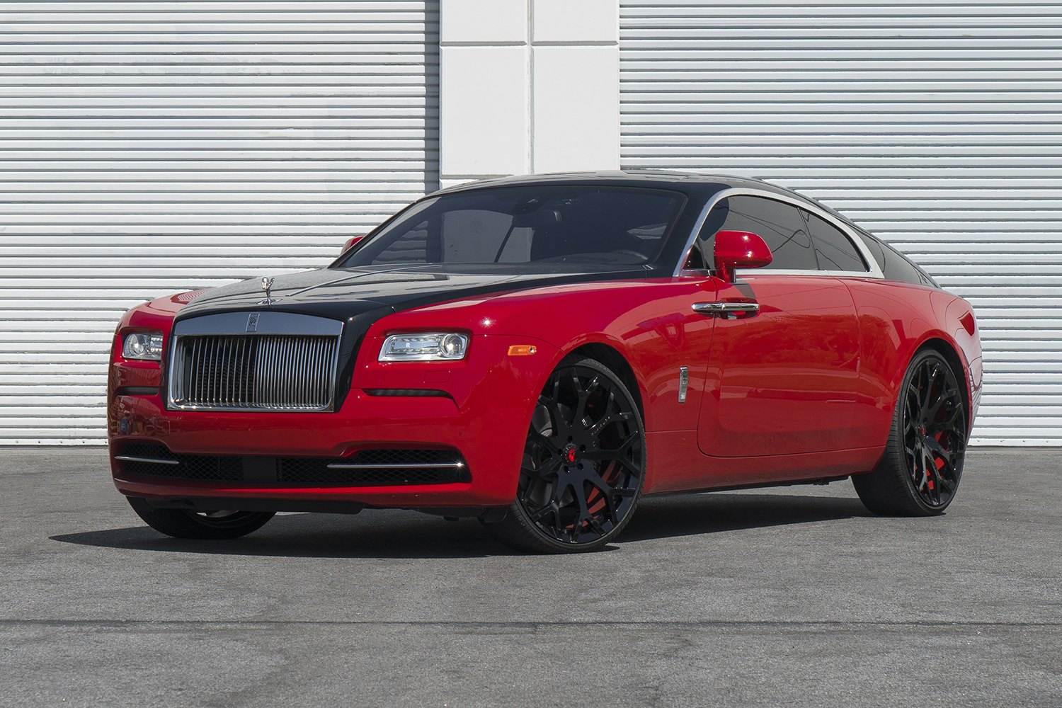 custom rolls royce wraith images mods photos upgrades. Black Bedroom Furniture Sets. Home Design Ideas
