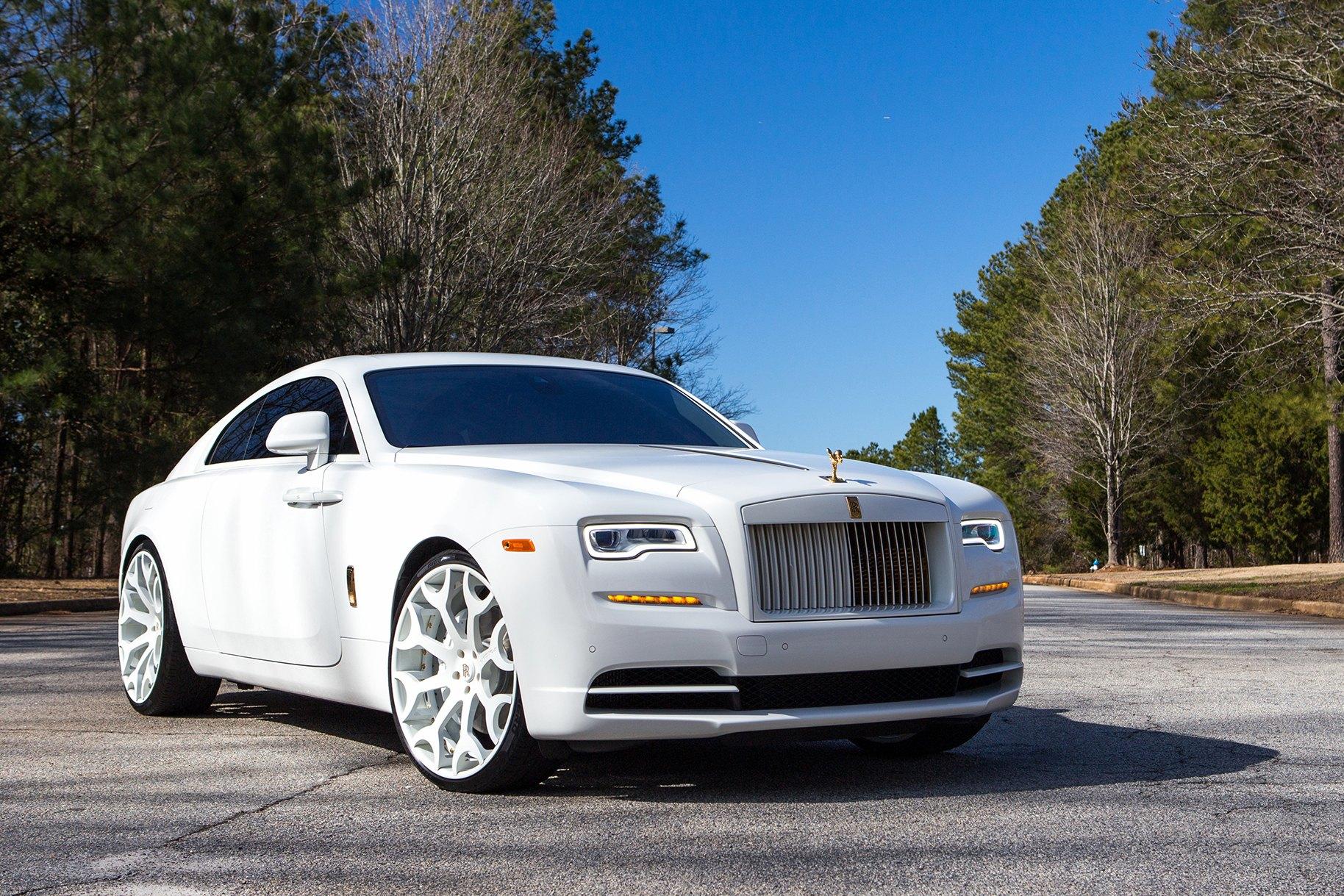 Custom Rolls Royce Wraith Images Mods Photos Upgrades