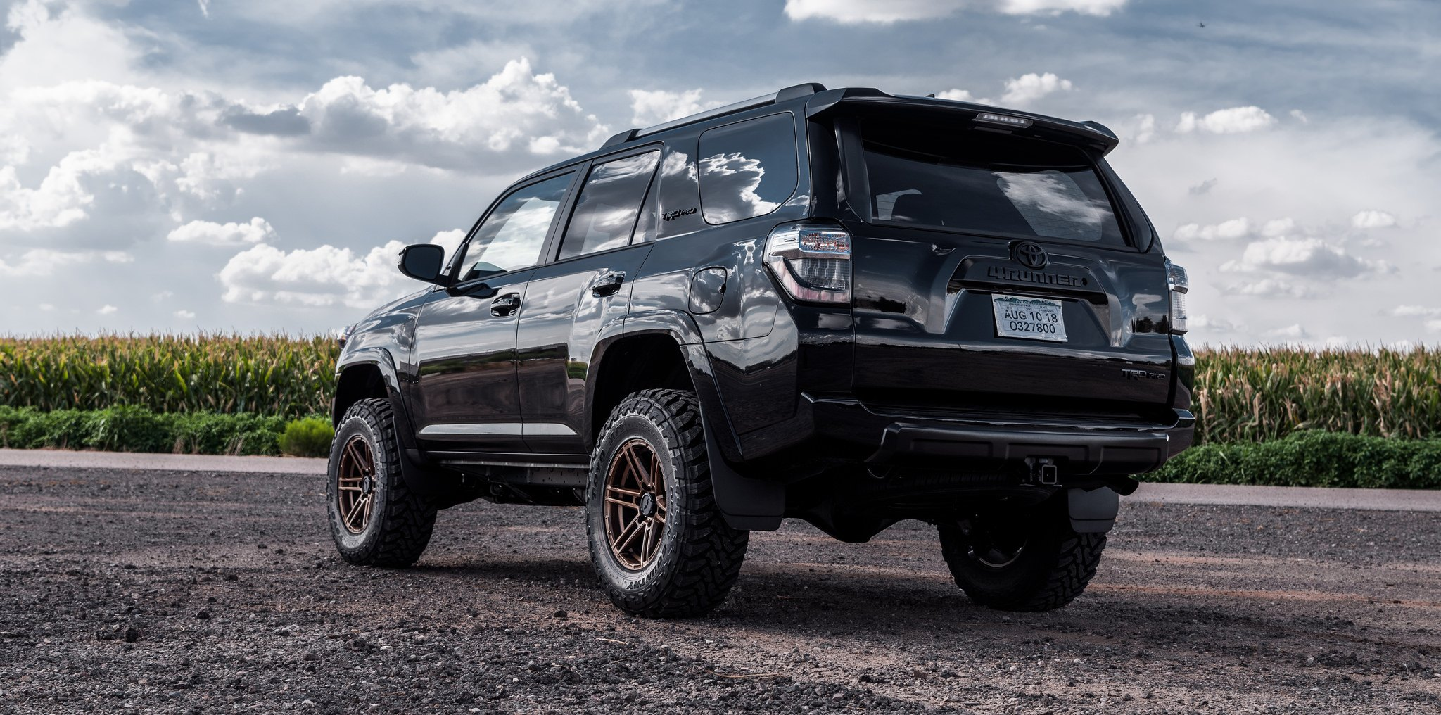 Custom Off Road Wheels Transform Toyota Tacoma With Style Carid Com Gallery