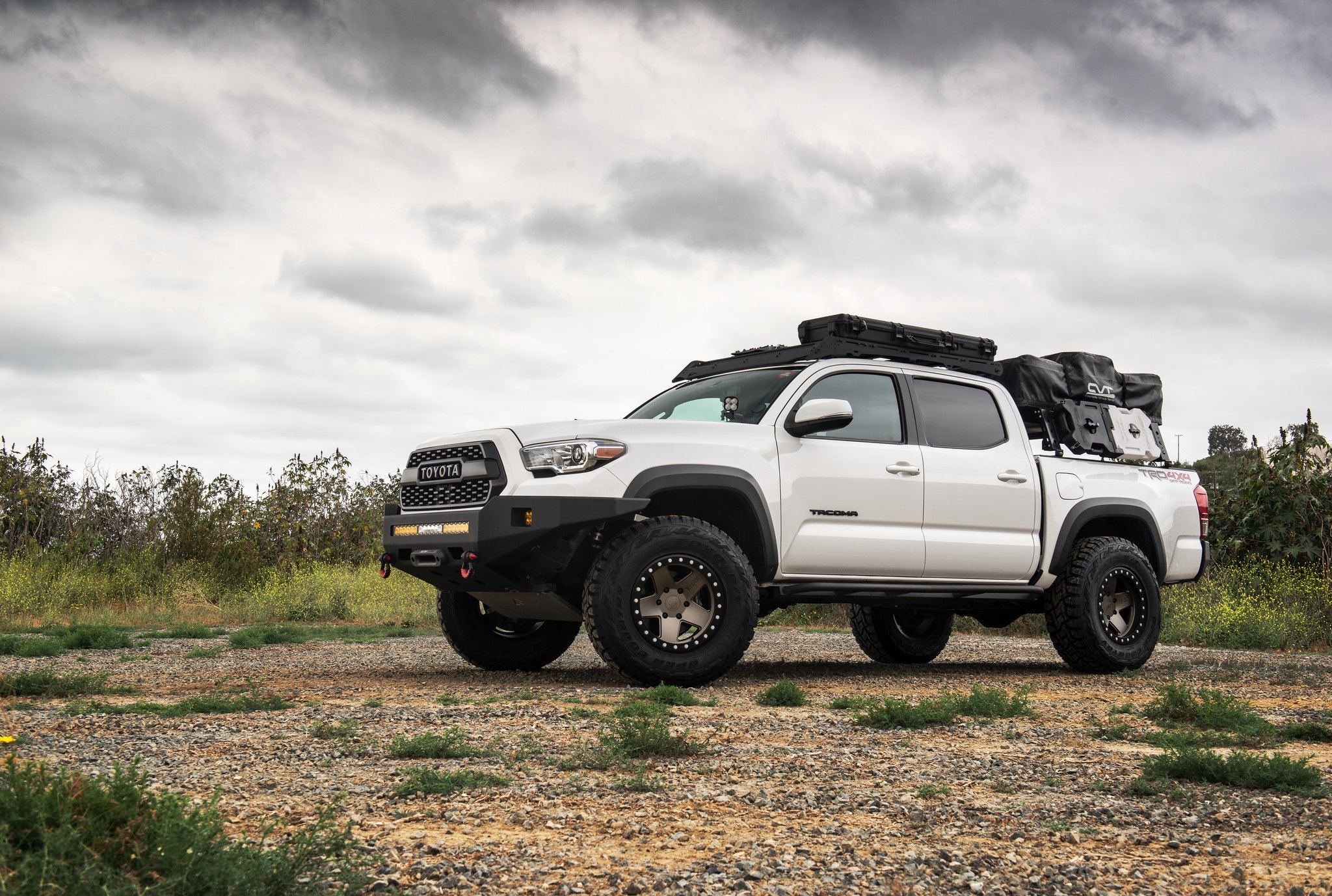 Toyota Tacoma Mods >> Proper Off Road Mods On White Tacoma Carid Com Gallery