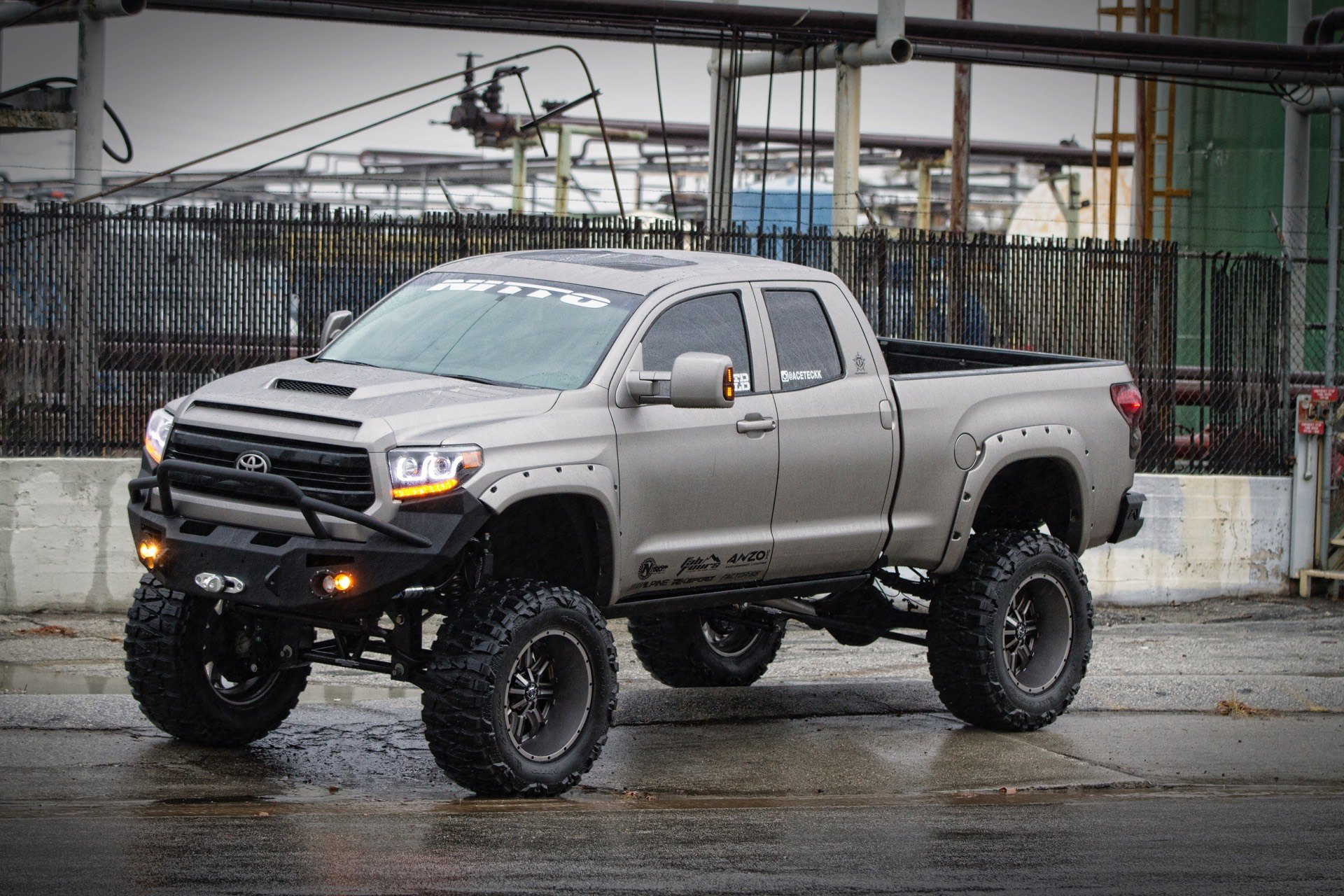 Sick Tundra on Huge Wheels with $45k in Mods — CARiD.com ...