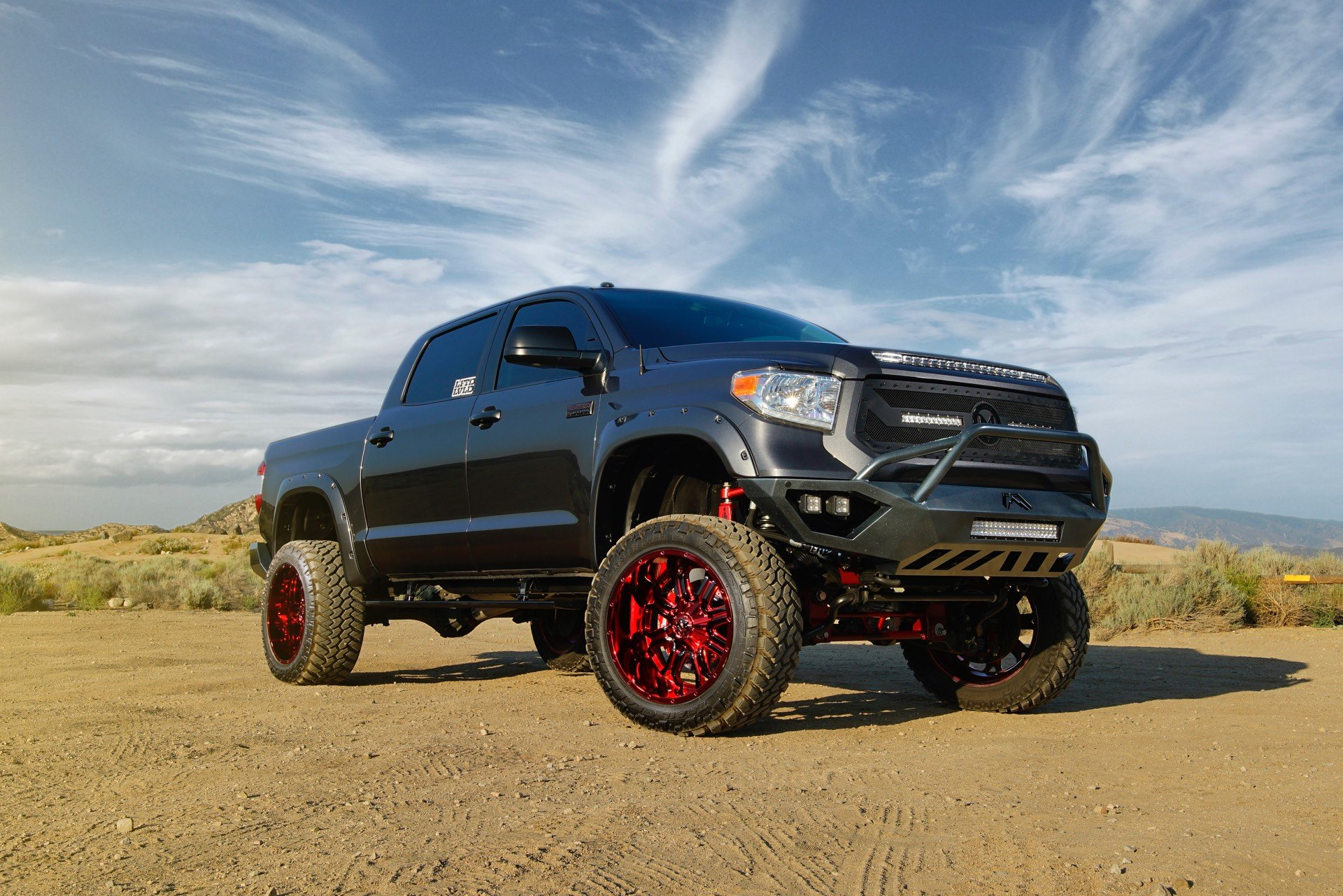 2016 Toyota Tacoma Lifted >> Custom 2016 Toyota Tundra | Images, Mods, Photos, Upgrades — CARiD.com Gallery