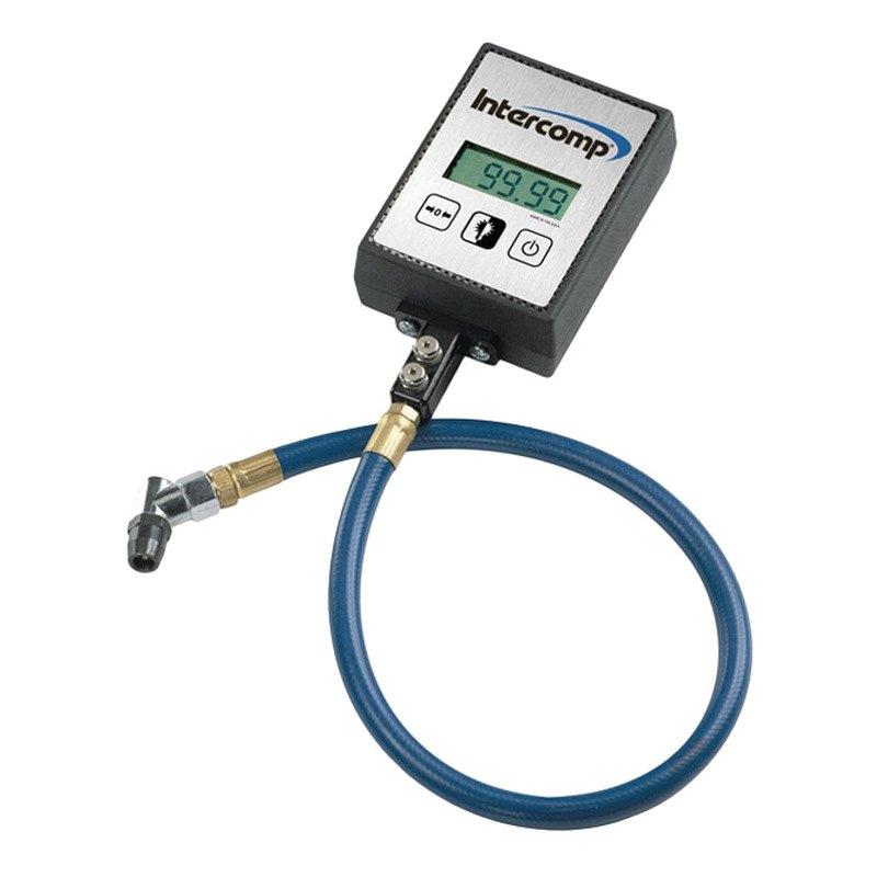 Air Pressure Gauge : Intercomp  digital air pressure gauge