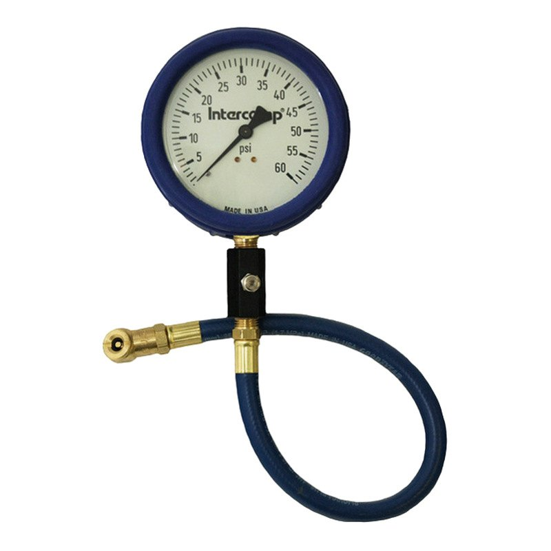 Tire Pressure Gauge : Intercomp  glow tire pressure gauge