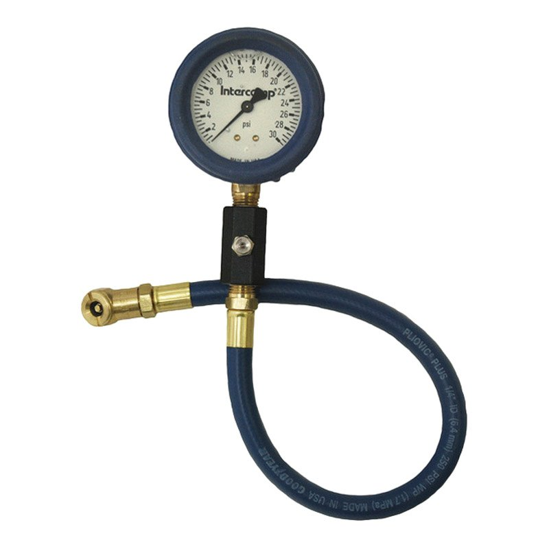 Air Pressure Gauge : Intercomp  air pressure gauge
