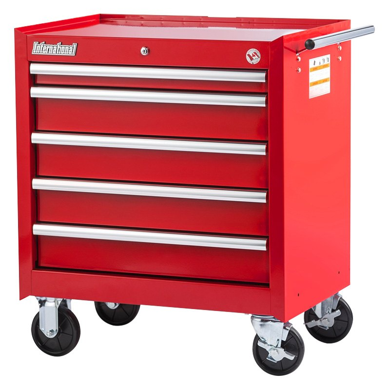the n powder mobile cabinet tool milwaukee coat b depot work drawer home chests storage finish red center tools in workbenches