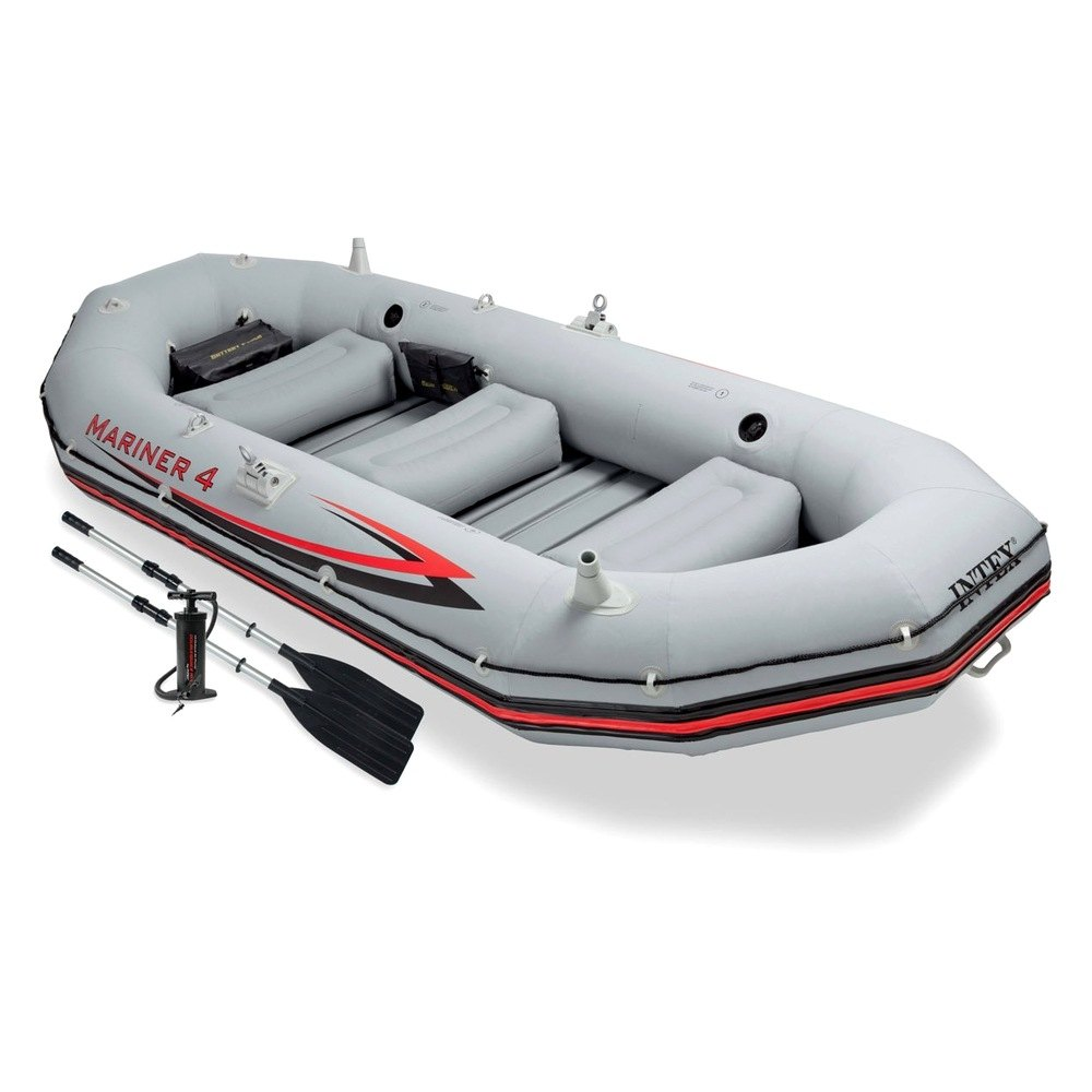pin intex mariner 4 boat set 68376e on pinterest