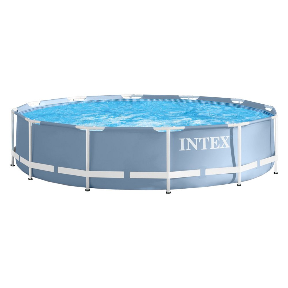 Intex 28711eh prism frame 12 39 x 30 pool set - Intex prism frame ...