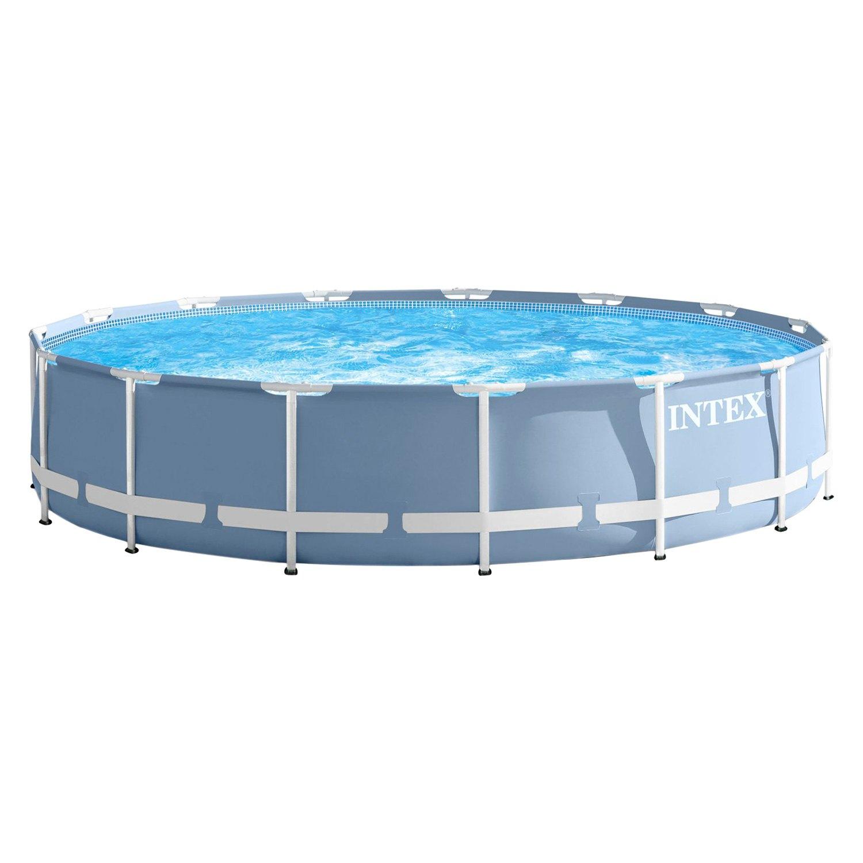 Intex 28721eh prism frame 15 39 x 33 pool set - Intex prism frame ...