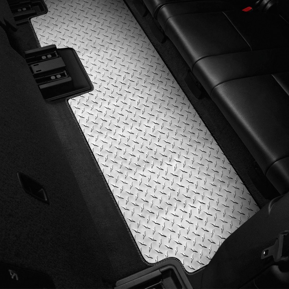 Intro Tech 174 Cadillac Xt5 2017 2018 Diamond Plate Floor Mats