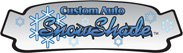 Custom Snow Shade™ Logo