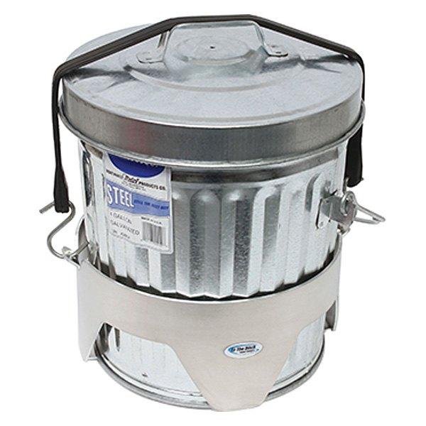 Aluminium Trash Cans : Inventive aluminum trash can