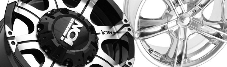 Ion Alloy Wheels & Rims