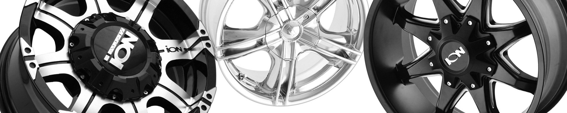 Universal ION ALLOY CUSTOM WHEELS