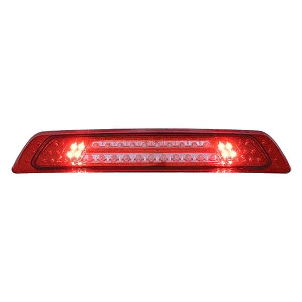 ipcw ruby red led 3rd brake light. Black Bedroom Furniture Sets. Home Design Ideas
