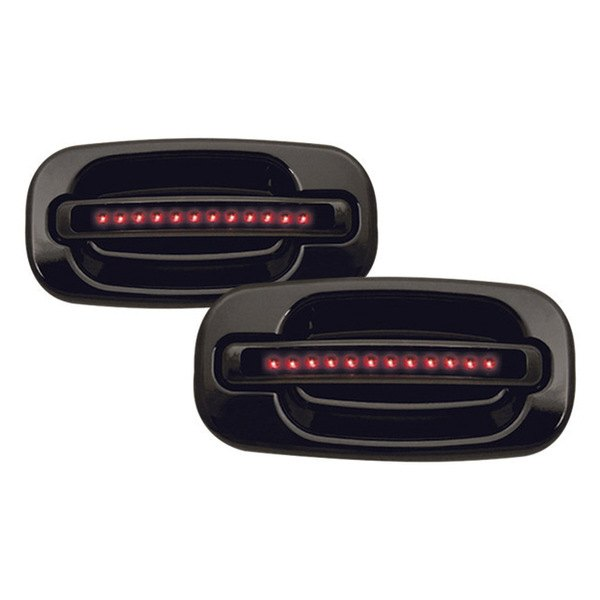 Chevy Sonora / Tahoe 2000 Door Handles With Red LEDs