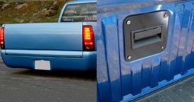 Tailgate Handle Relocator